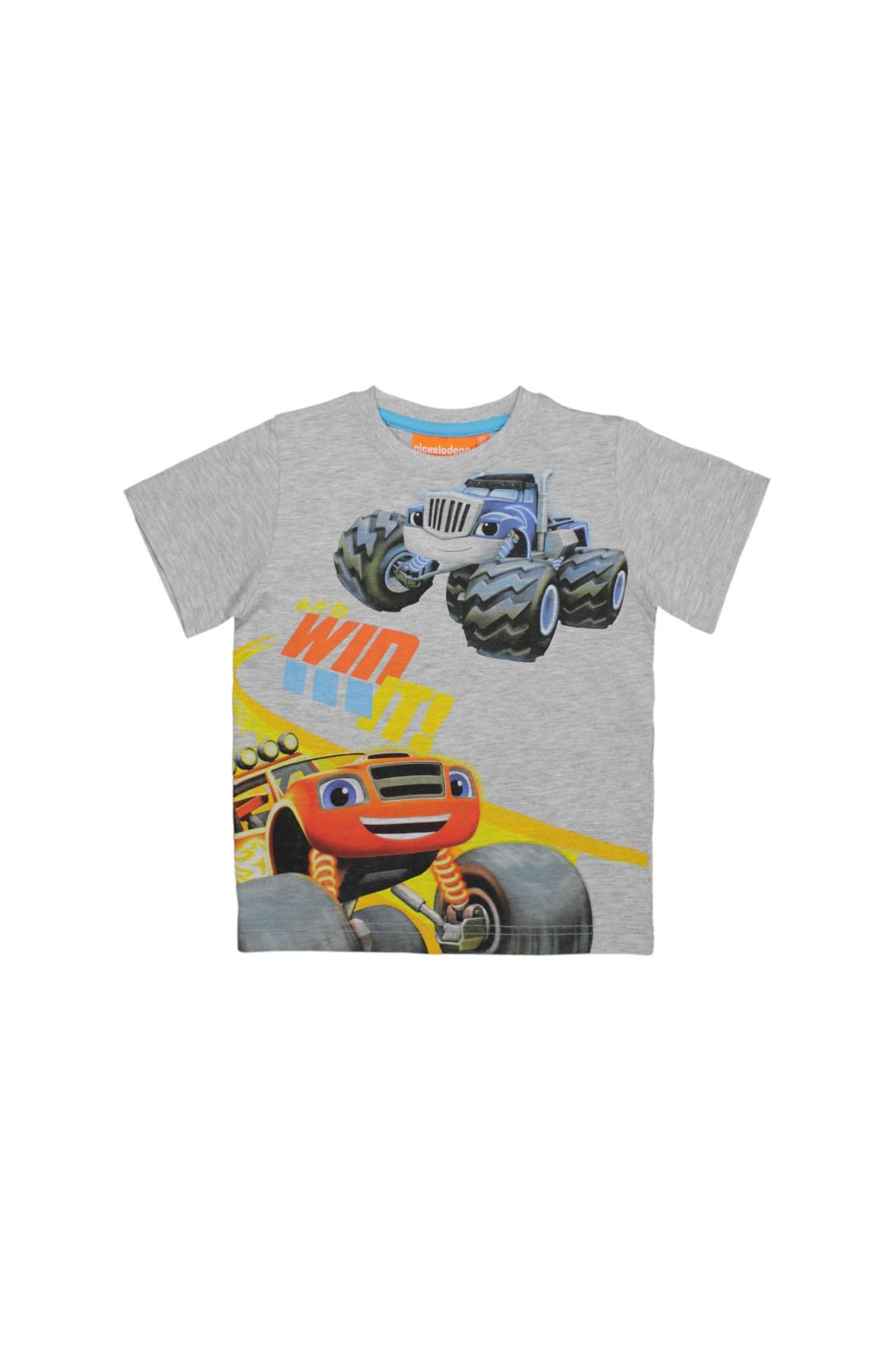 T-shirt chłopięcy 1I34EN