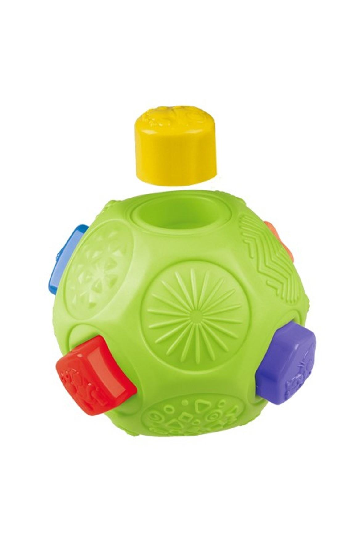 Piłka sensoryczna- sorter