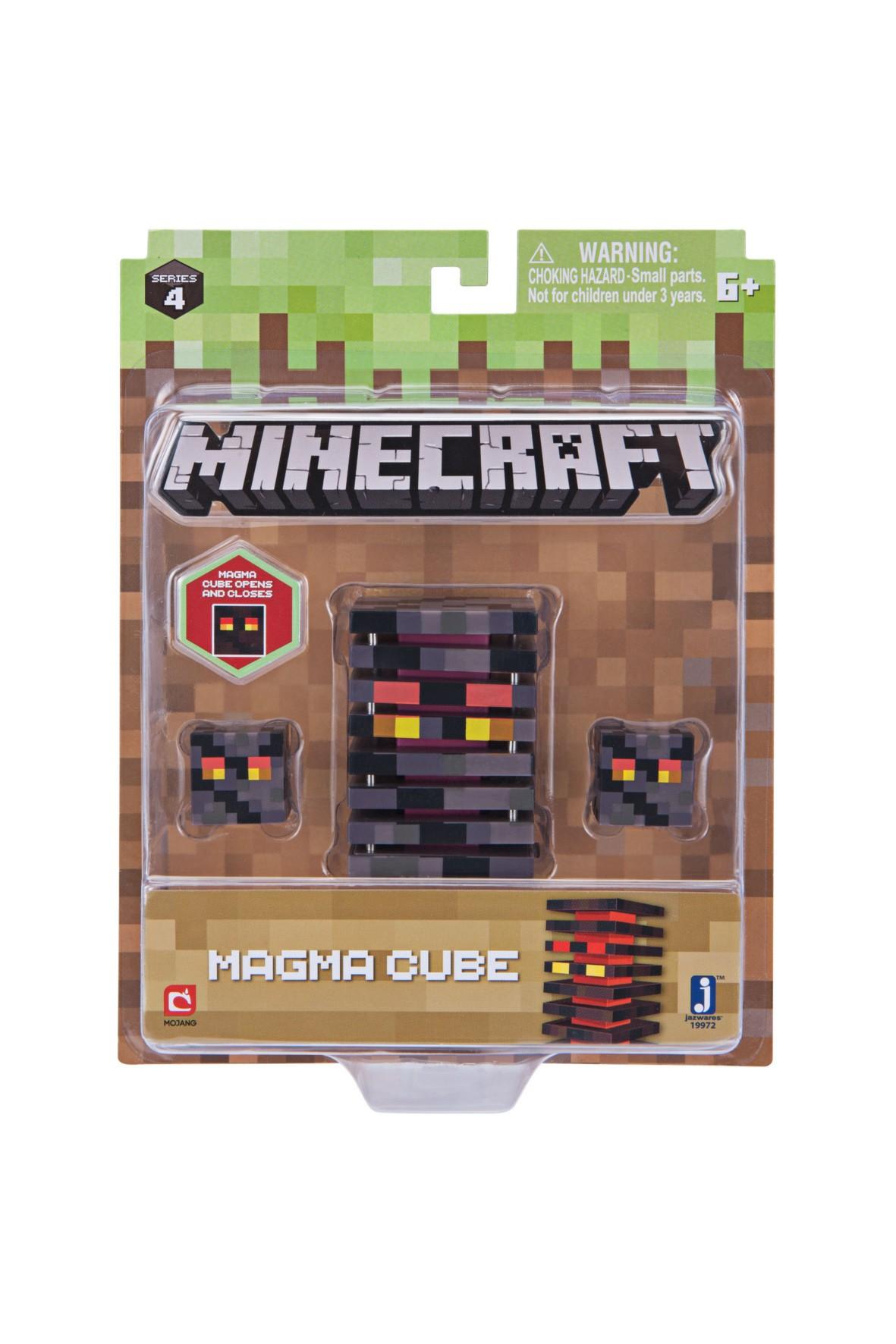 Kostka Lawy Minecraft