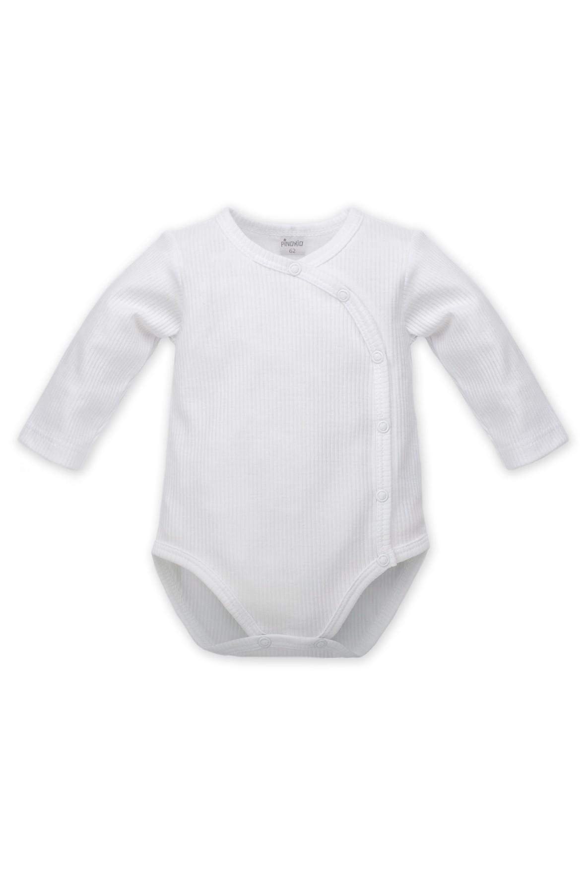 Body kopertowe niemowlęce z długim rękawem - wyprawka