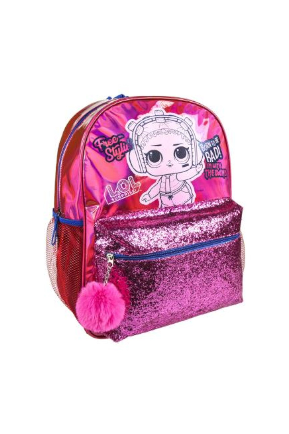 Plecak Fashion LOL Surprice- różowy