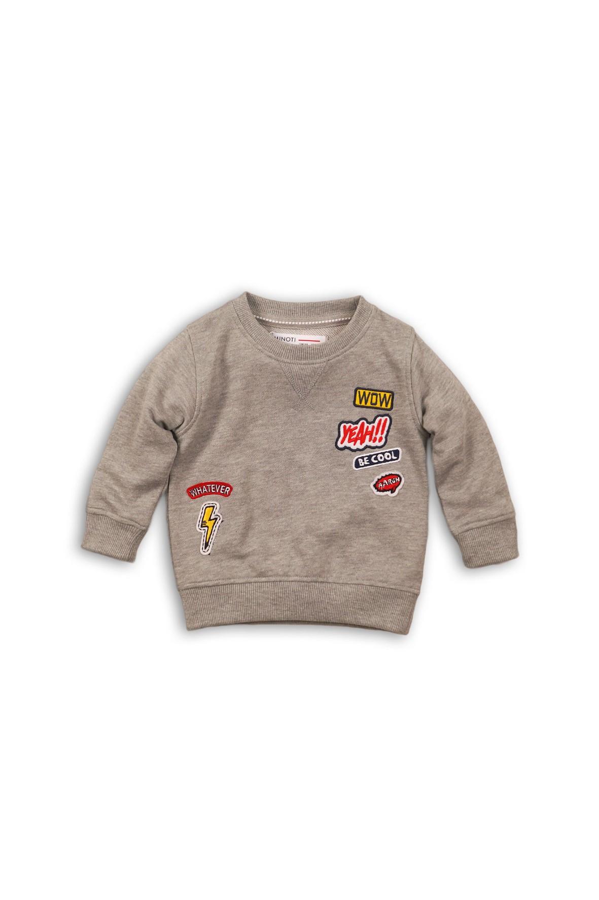 Bluza dresowa chłopięca