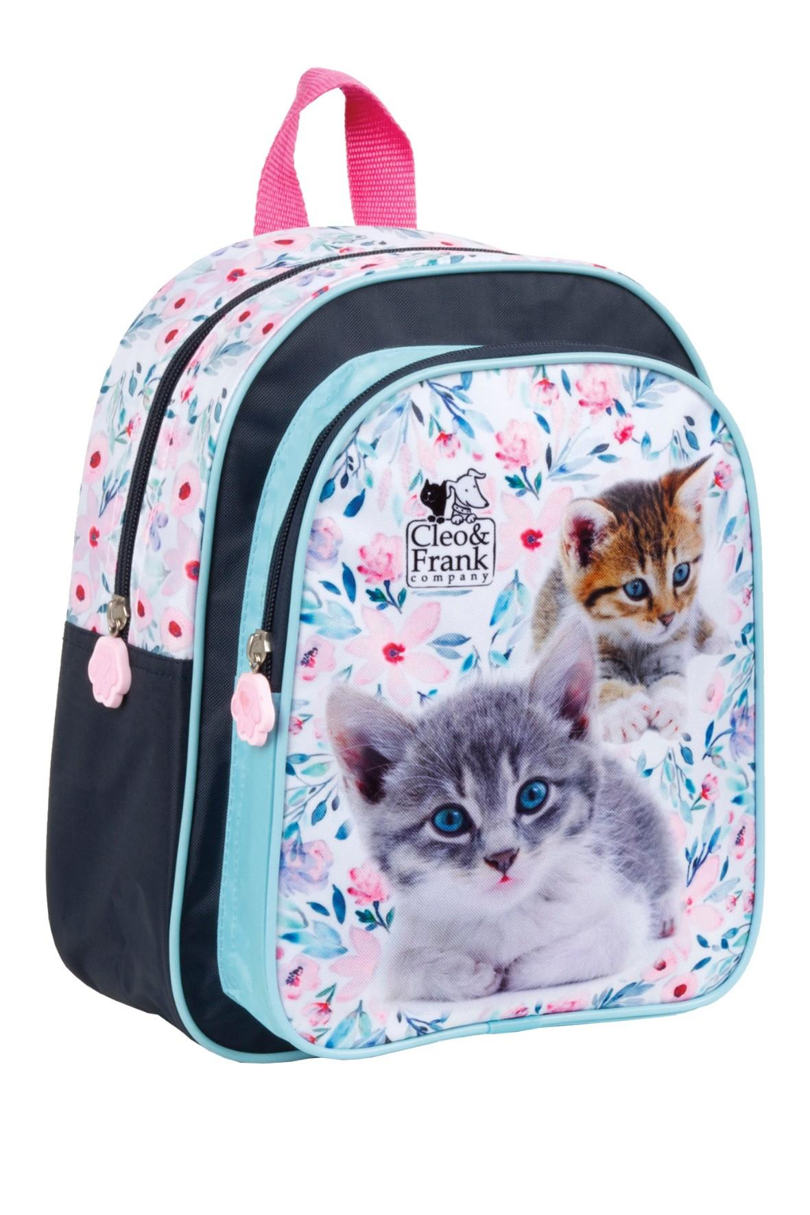 Mały plecak wycieczkowy Cleo i Frank