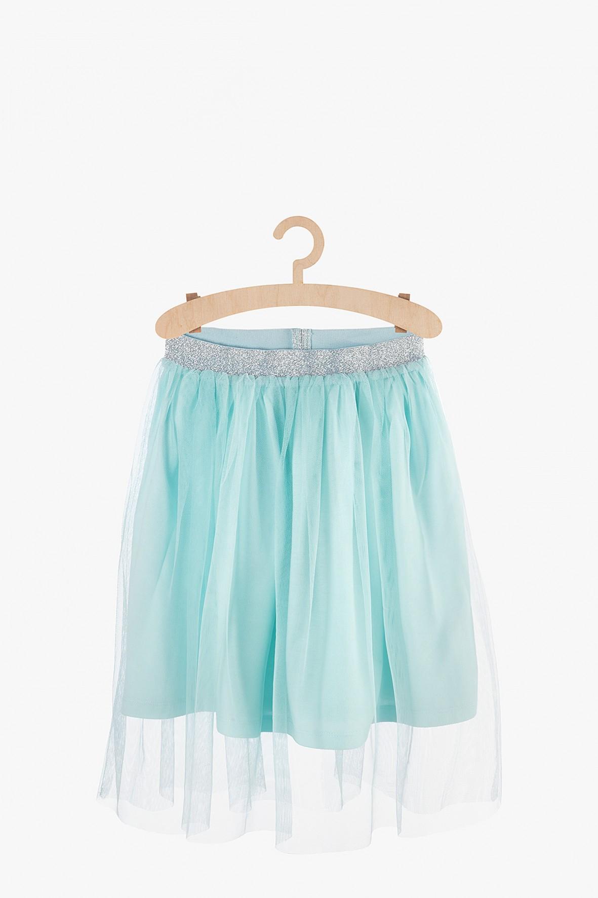 Tiulowa spódnica dla dziewczynki