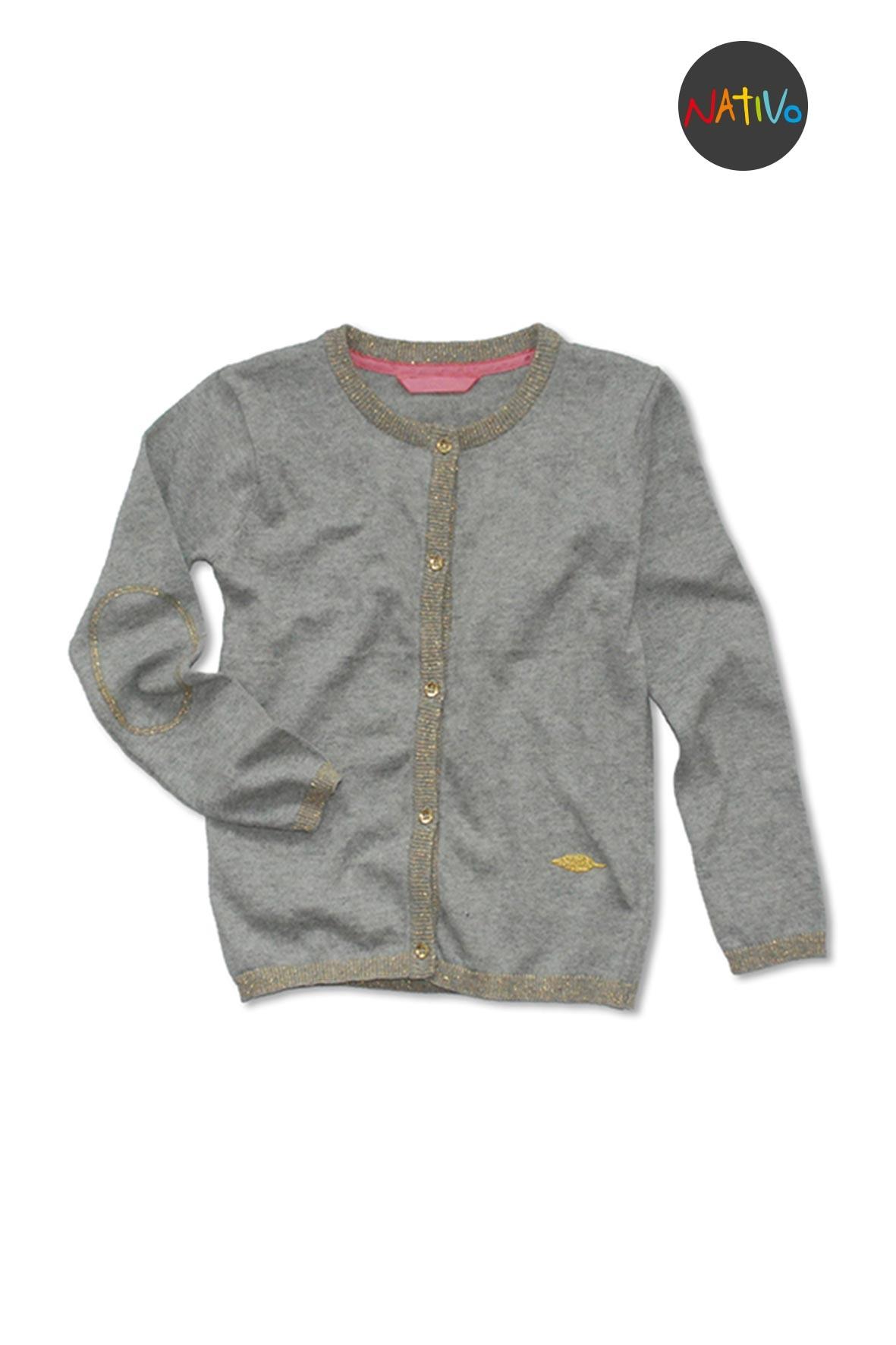 Sweter dziewczęcy 3C2913