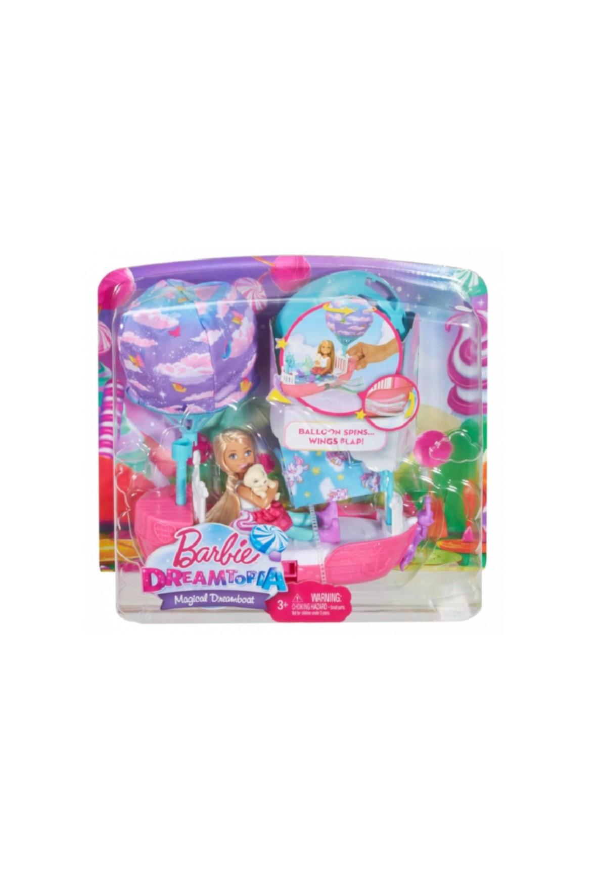 Barbie Chelsea i Magiczna Łódka