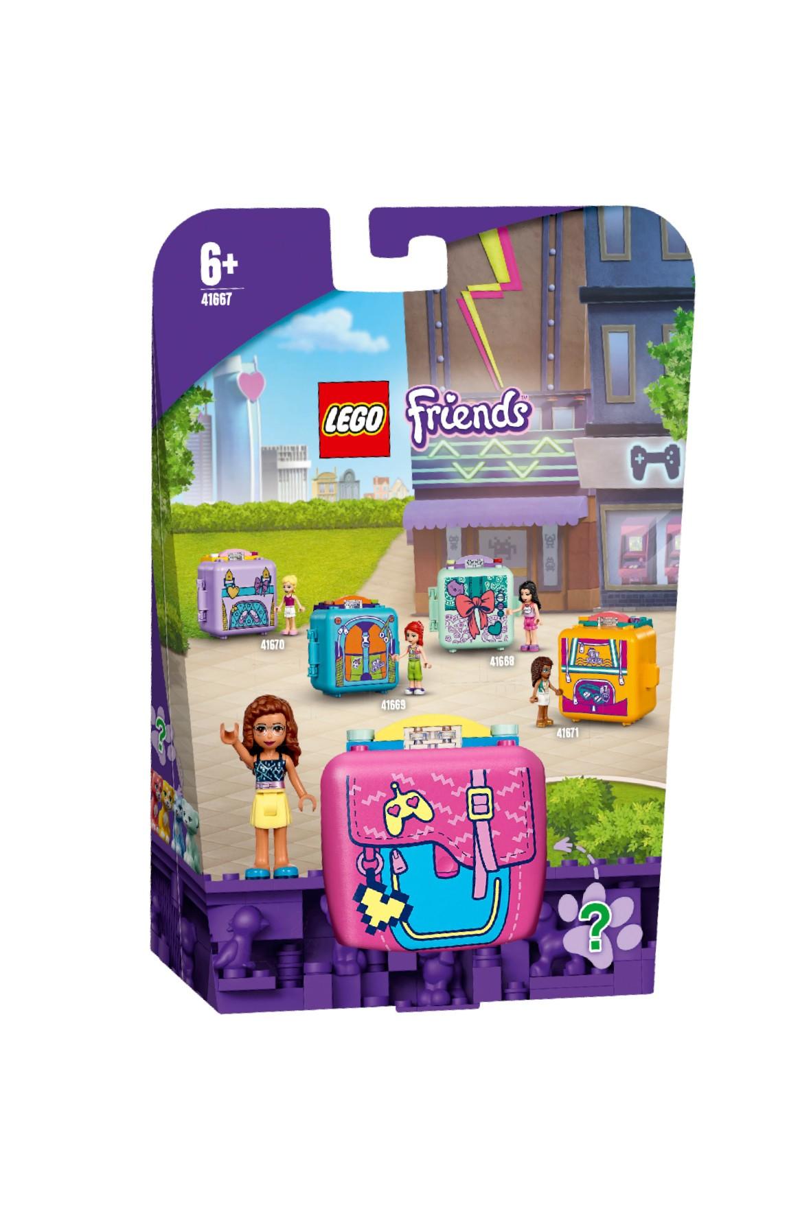 Kostka gier Olivii LEGO® Friends 41667  wiek 6+