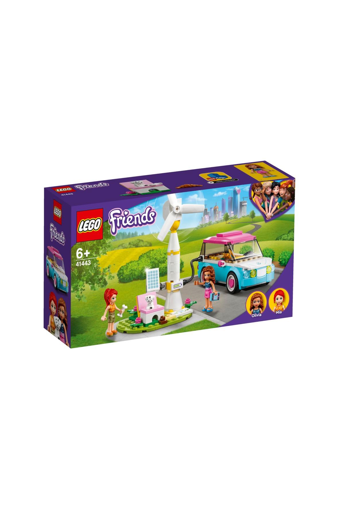 LEGO Friends - Samochód elektryczny Olivii - 183 el