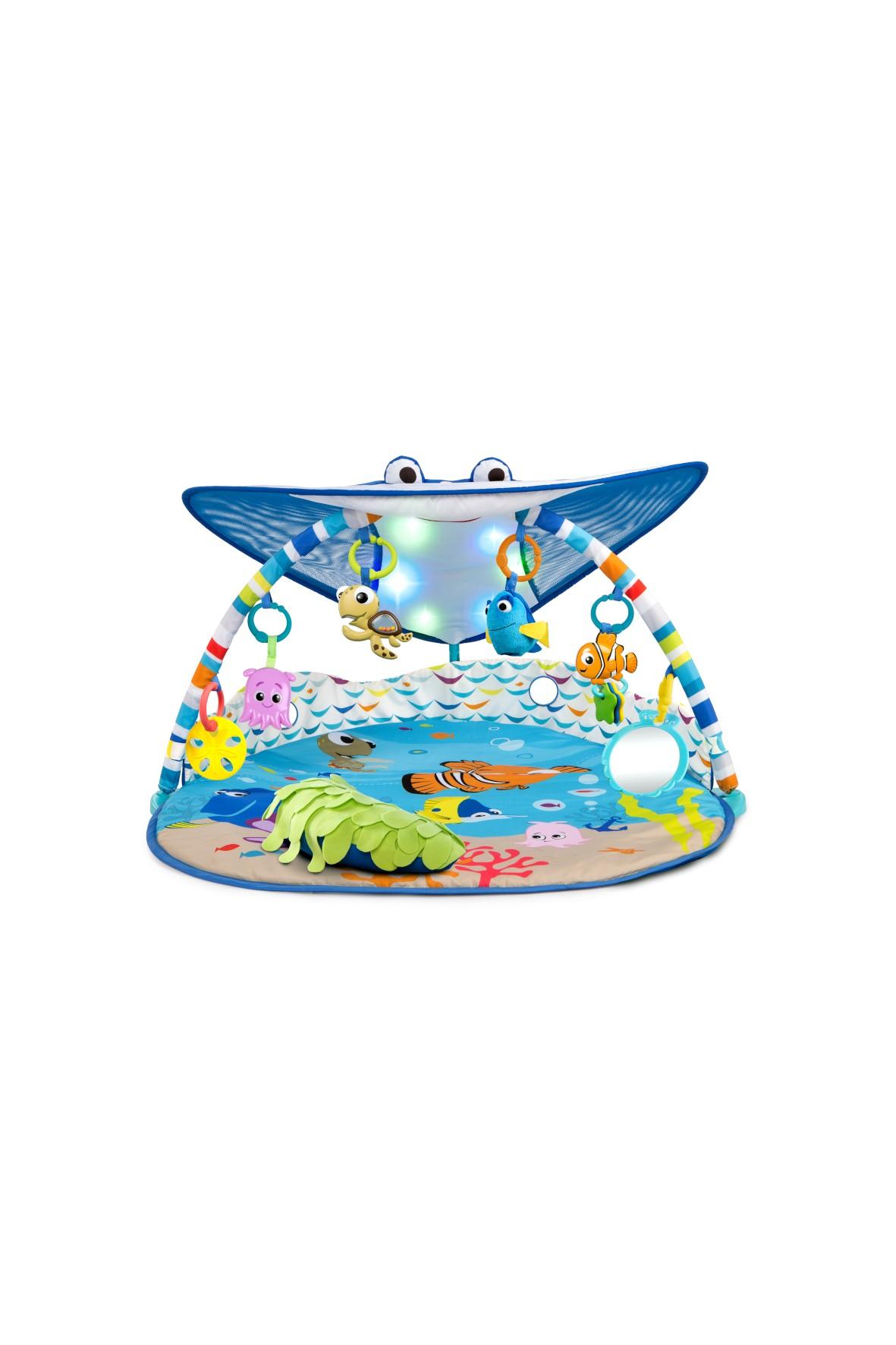 Mata adukacyjna- Gdzie jest Nemo- Disney 0msc+