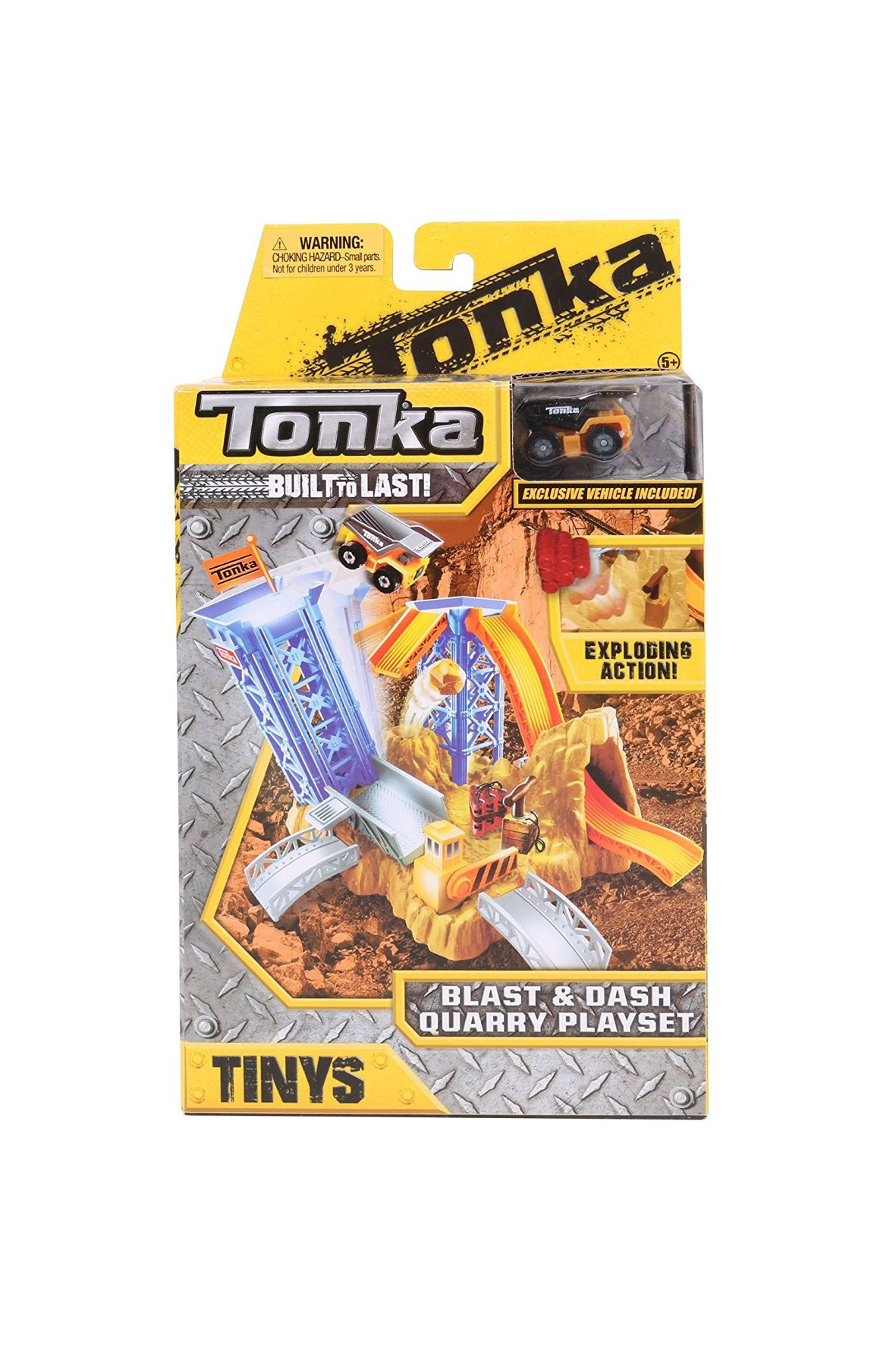 Zestaw Tonka Tinys