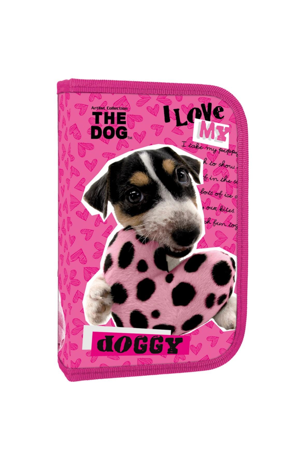 Piórnik jednokomorowy The Dog