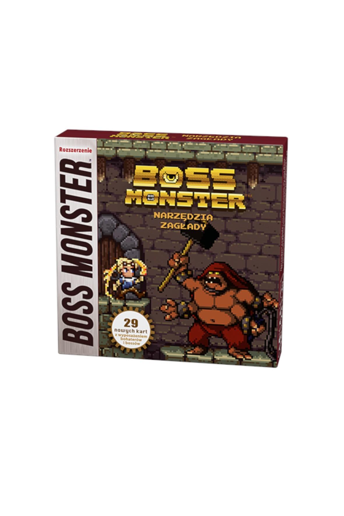 Gra Boss Monster Narzędzia zagłady