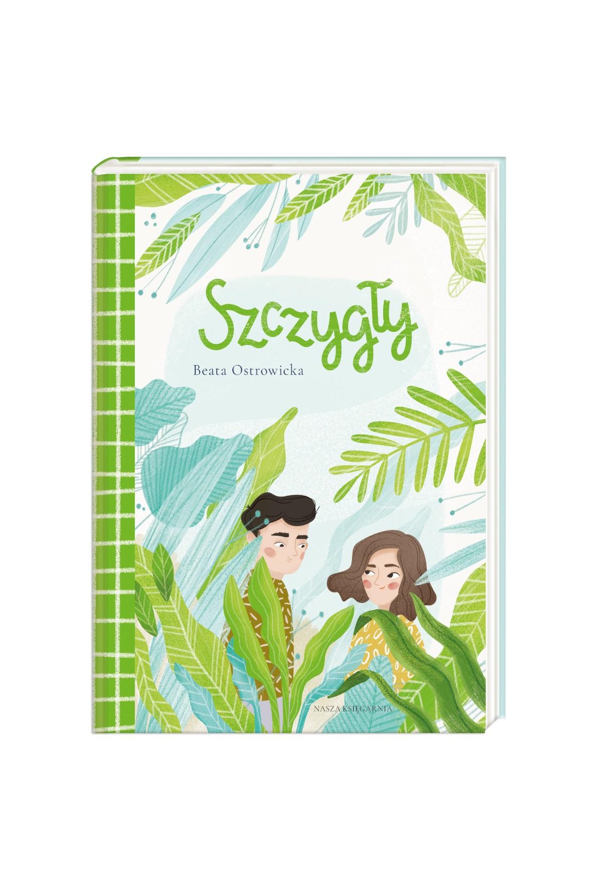 Książka dla dzieci Szczygły