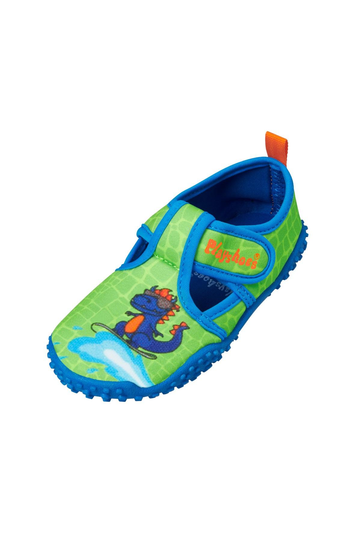 Buty Kąpielowe z filtrem UV Dinozaury