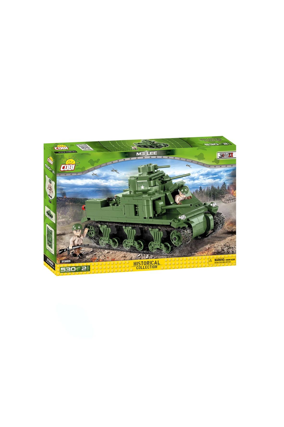Klocki COBI 2Y35BZ Small army 2385