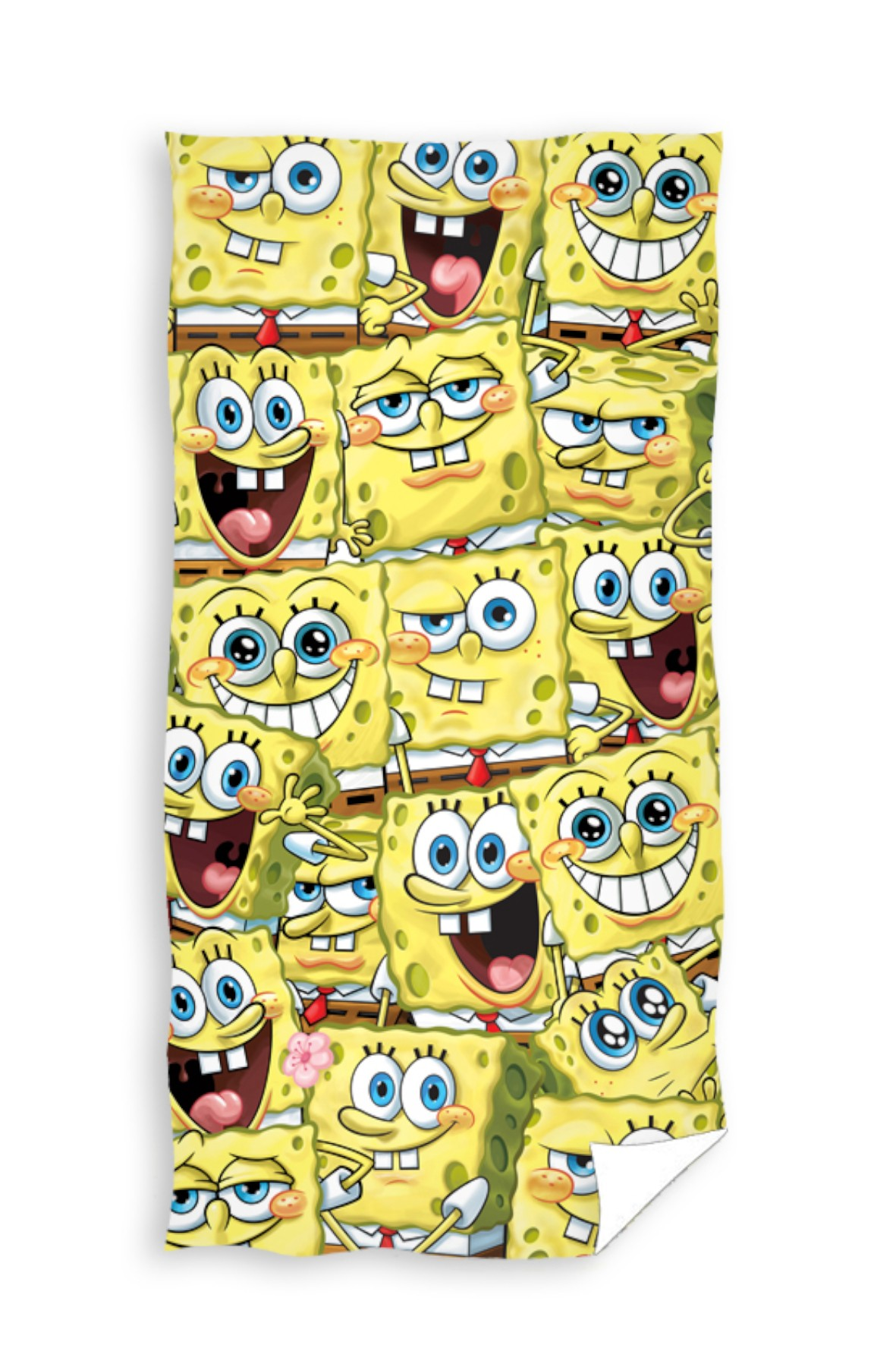 Recznik Sponge Bob 70x140cm