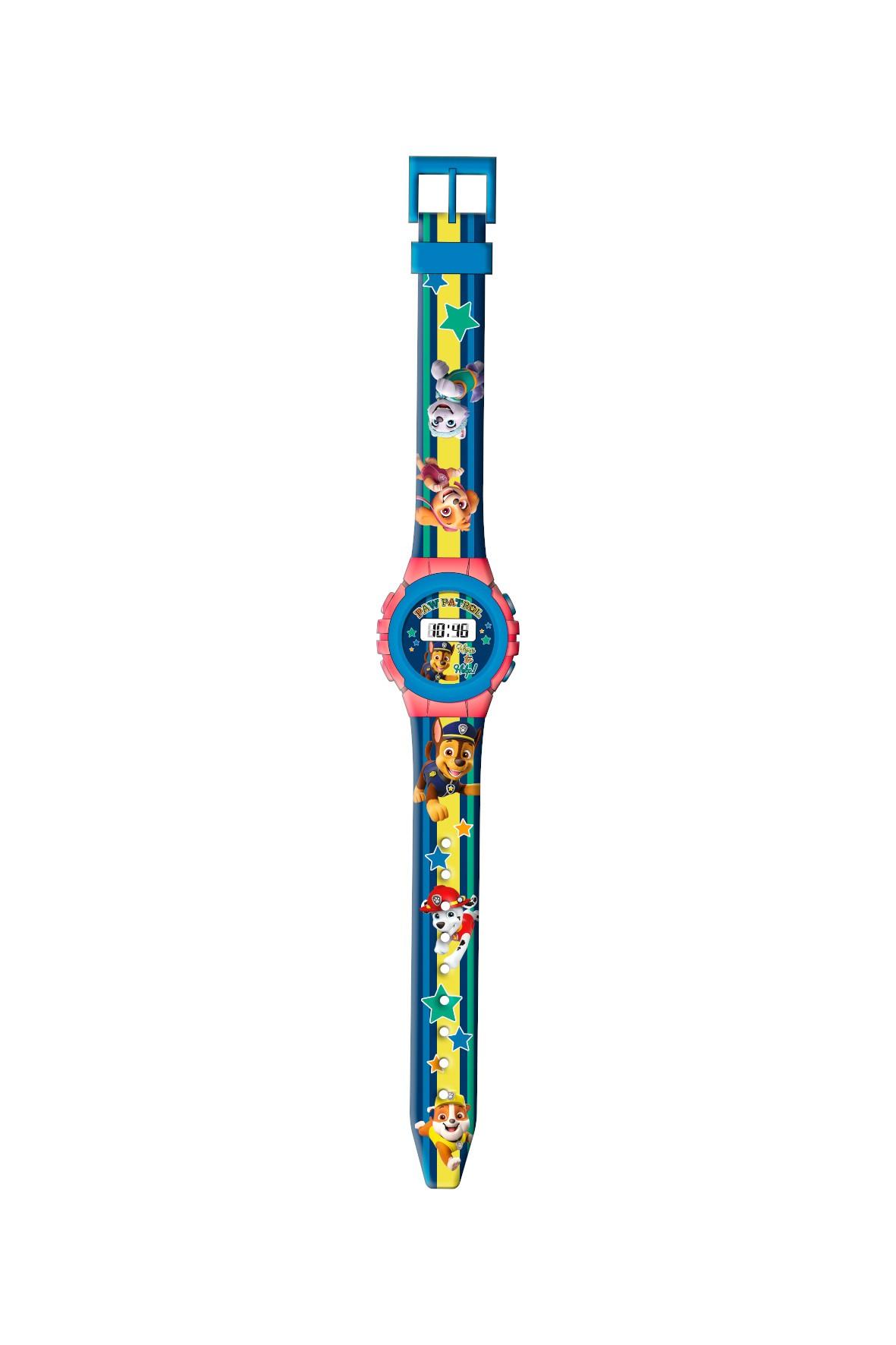 Zegarek cyfrowy dziecięcy - Psi Patrol