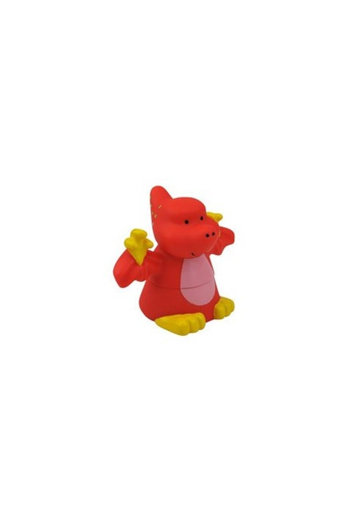 Klocki Popboblocs - Dinozaur czerwony