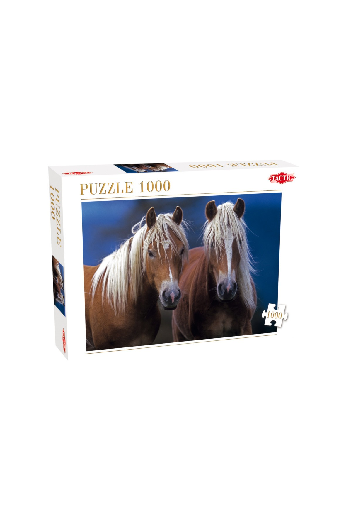 Puzzle Horses 1000 el