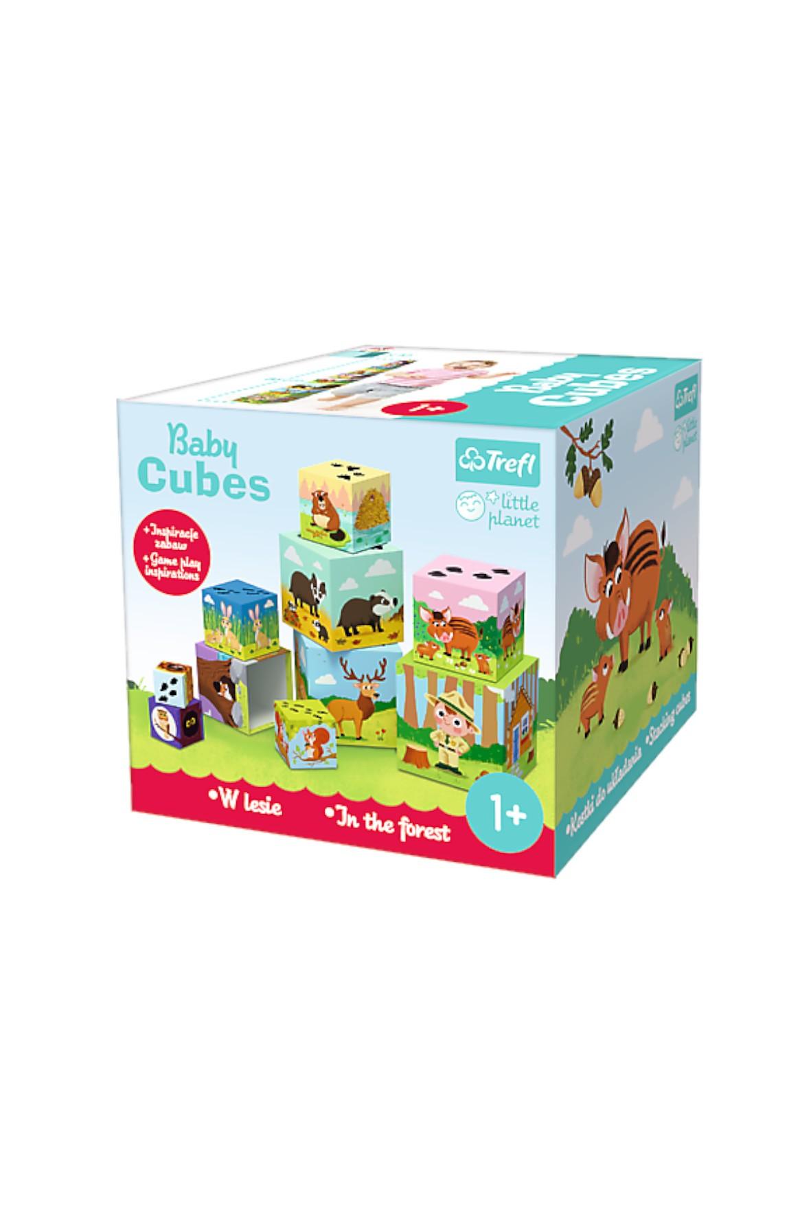 Baby Cubes - W lesie