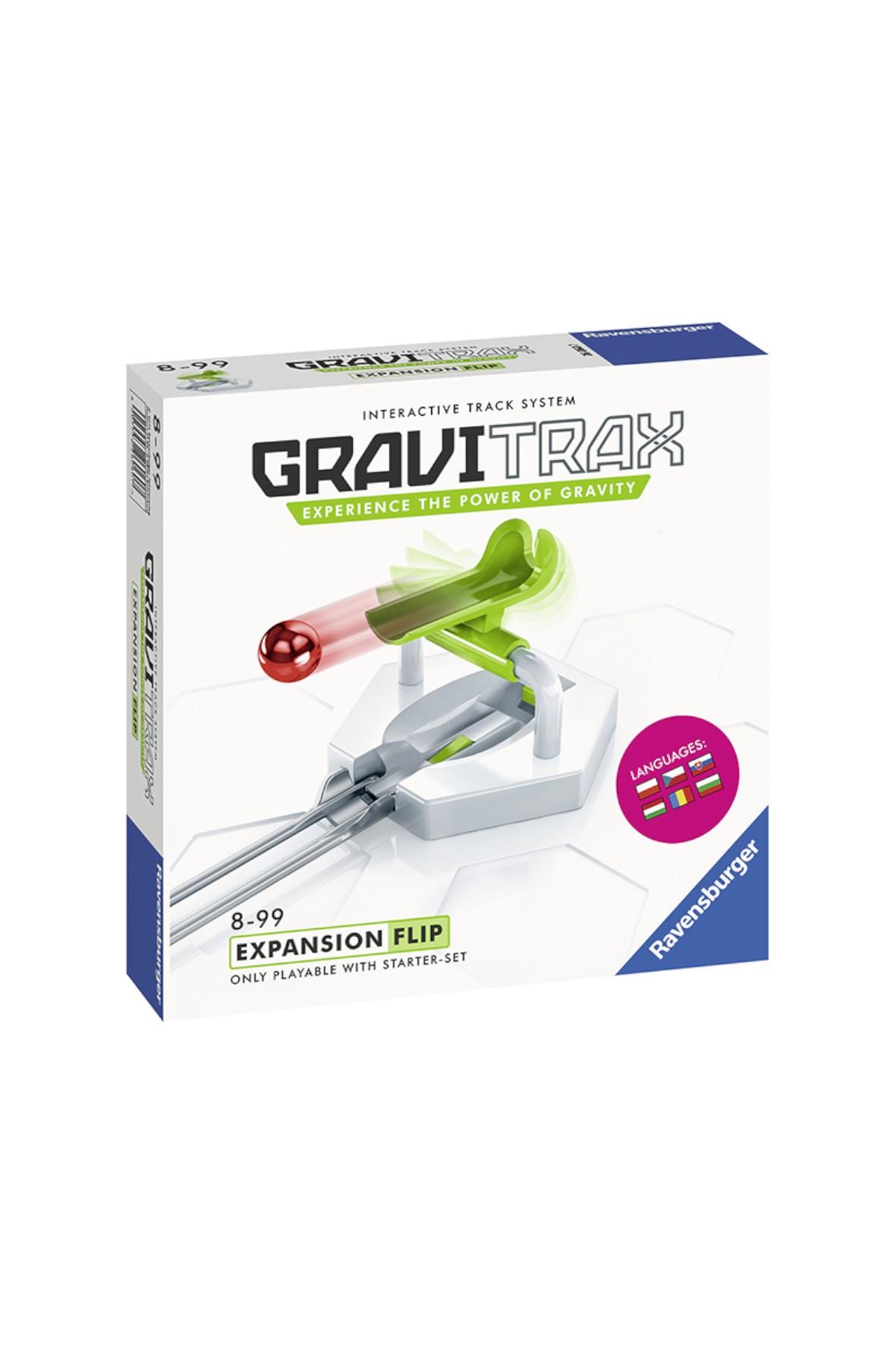 Gravitrax -  zestaw uzupełniający Flip wiek 8+