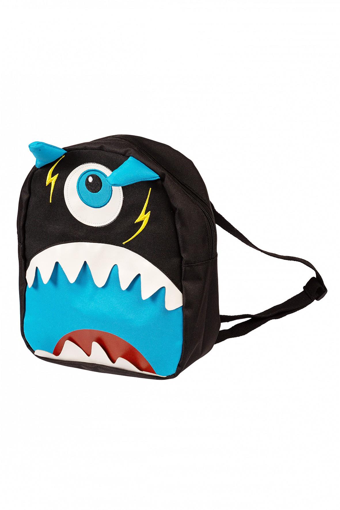 Plecak chłopięcy na wycieczki-potworek