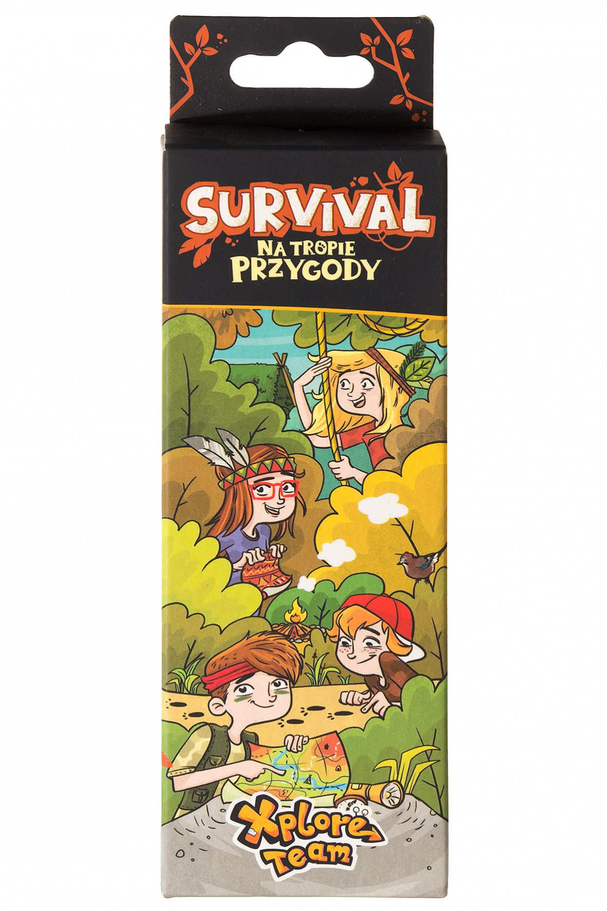 Survival- Na tropie przygody