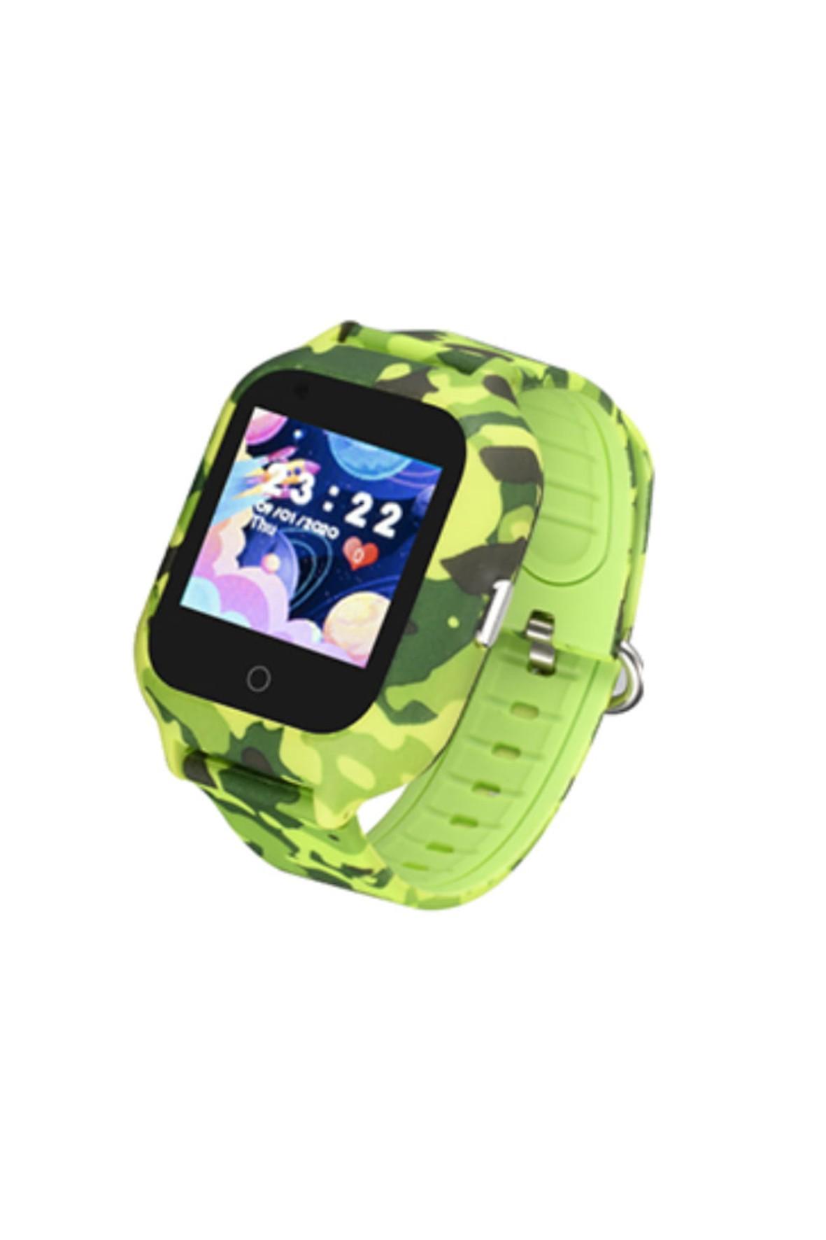 Smartwatch Garett Kids Moro 4G - zielony