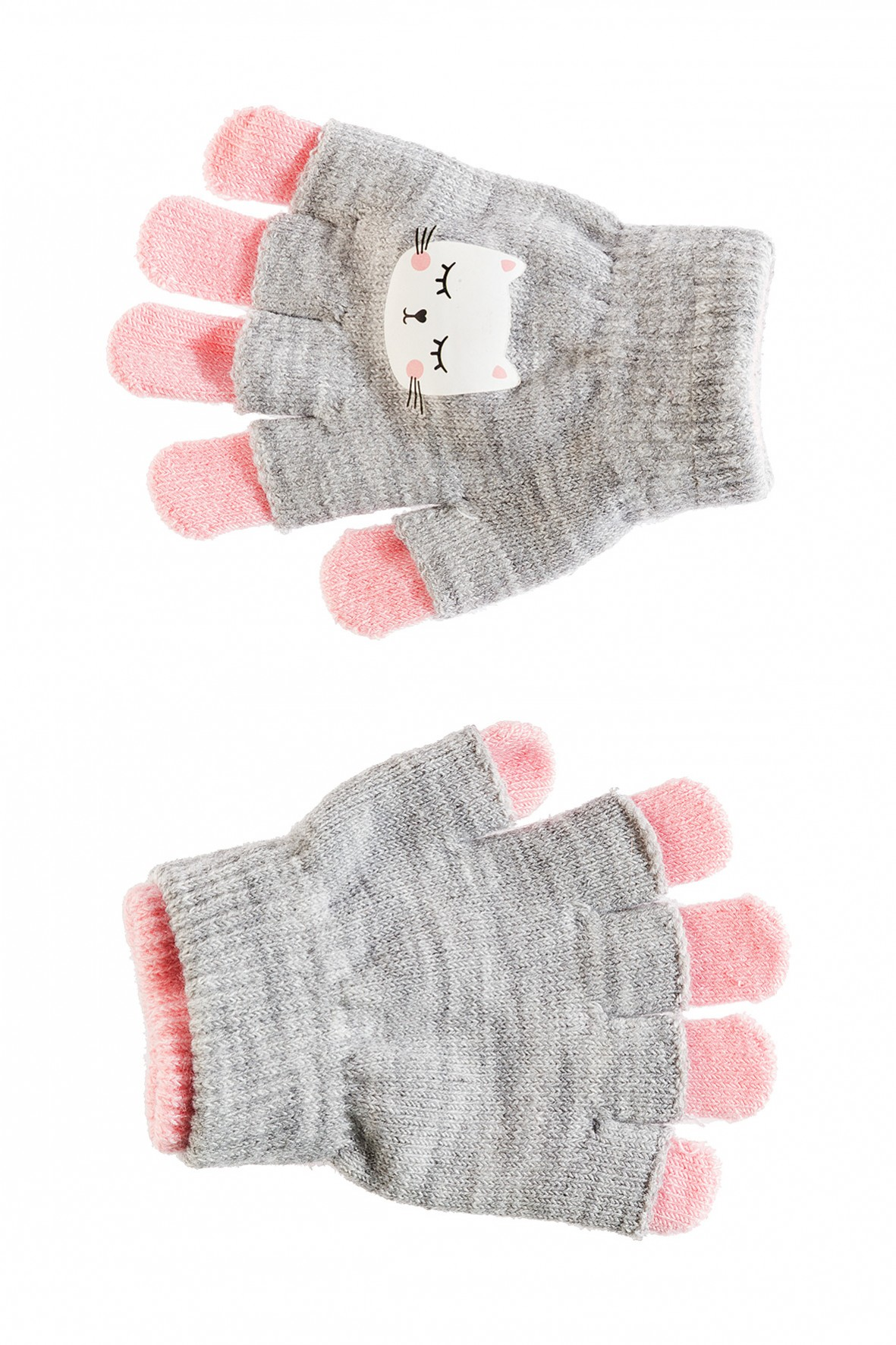 Rękawiczki dla dziewczynki 3X3549