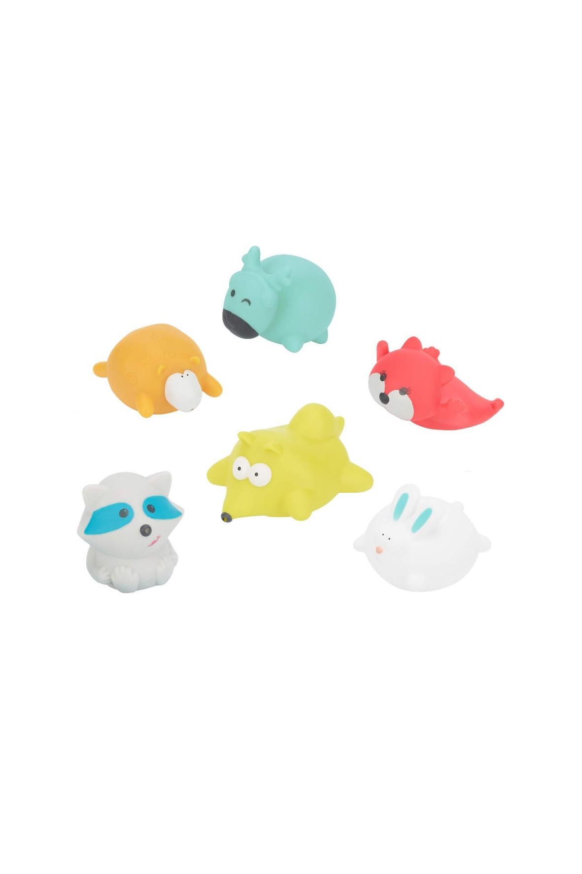 Zabawki do kąpieli Montain x6