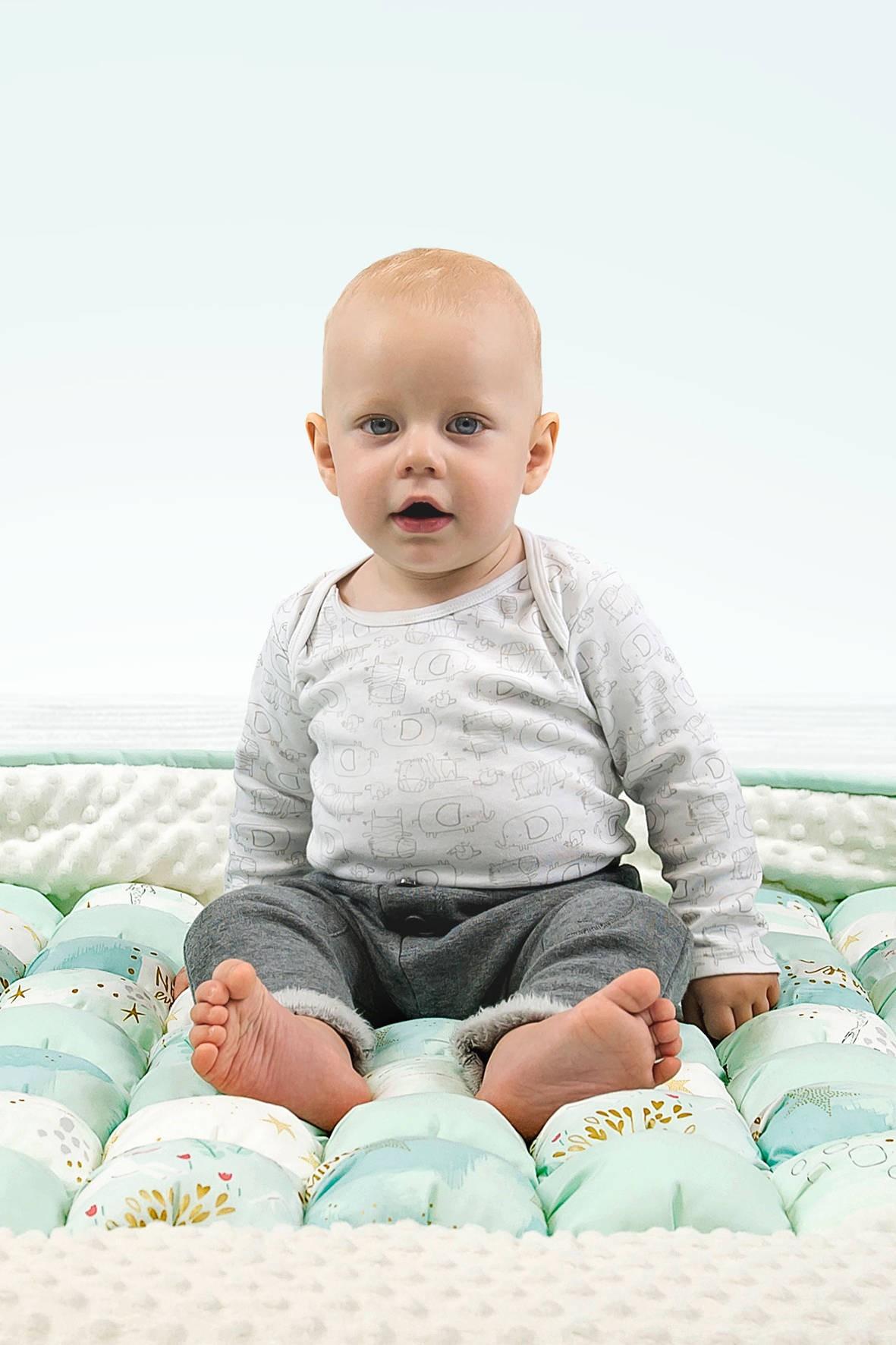 Mata Coco Baby Miętowy