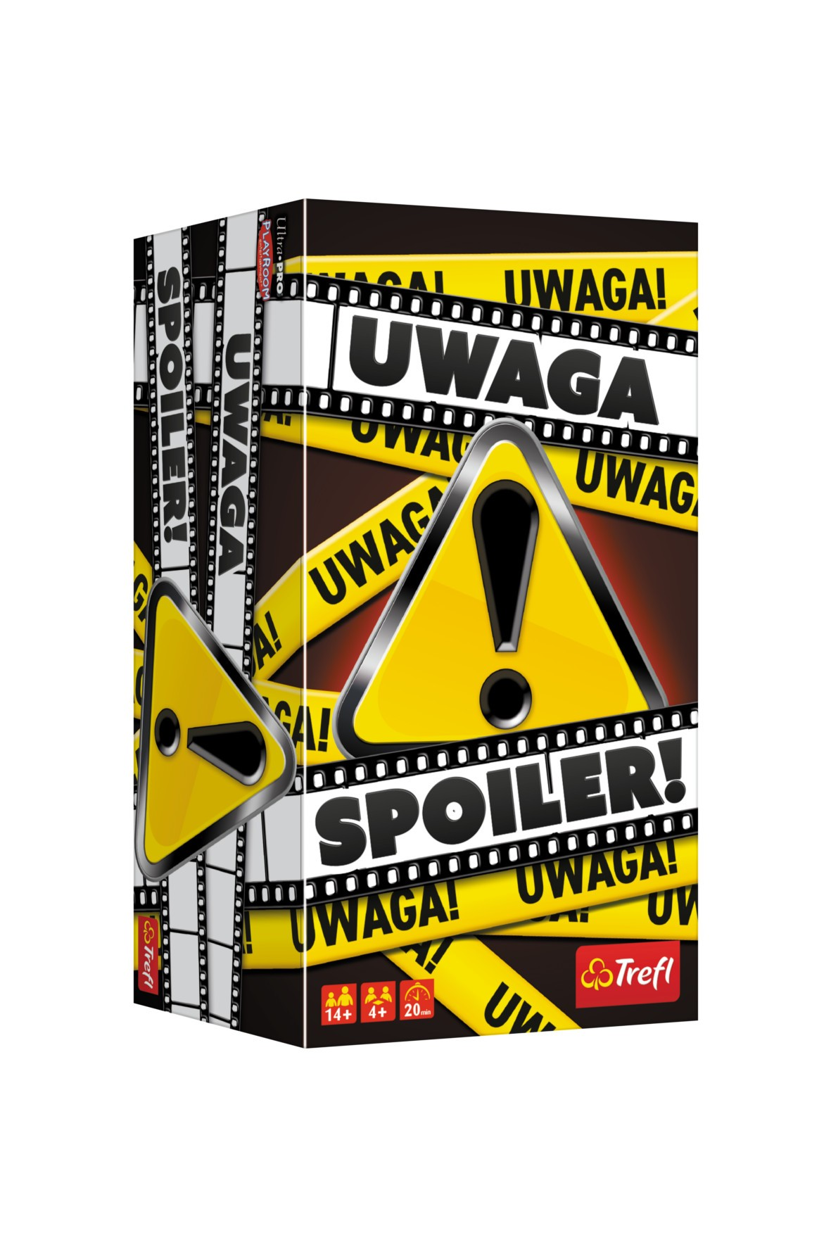 Gra UWAGA, Spoiler!
