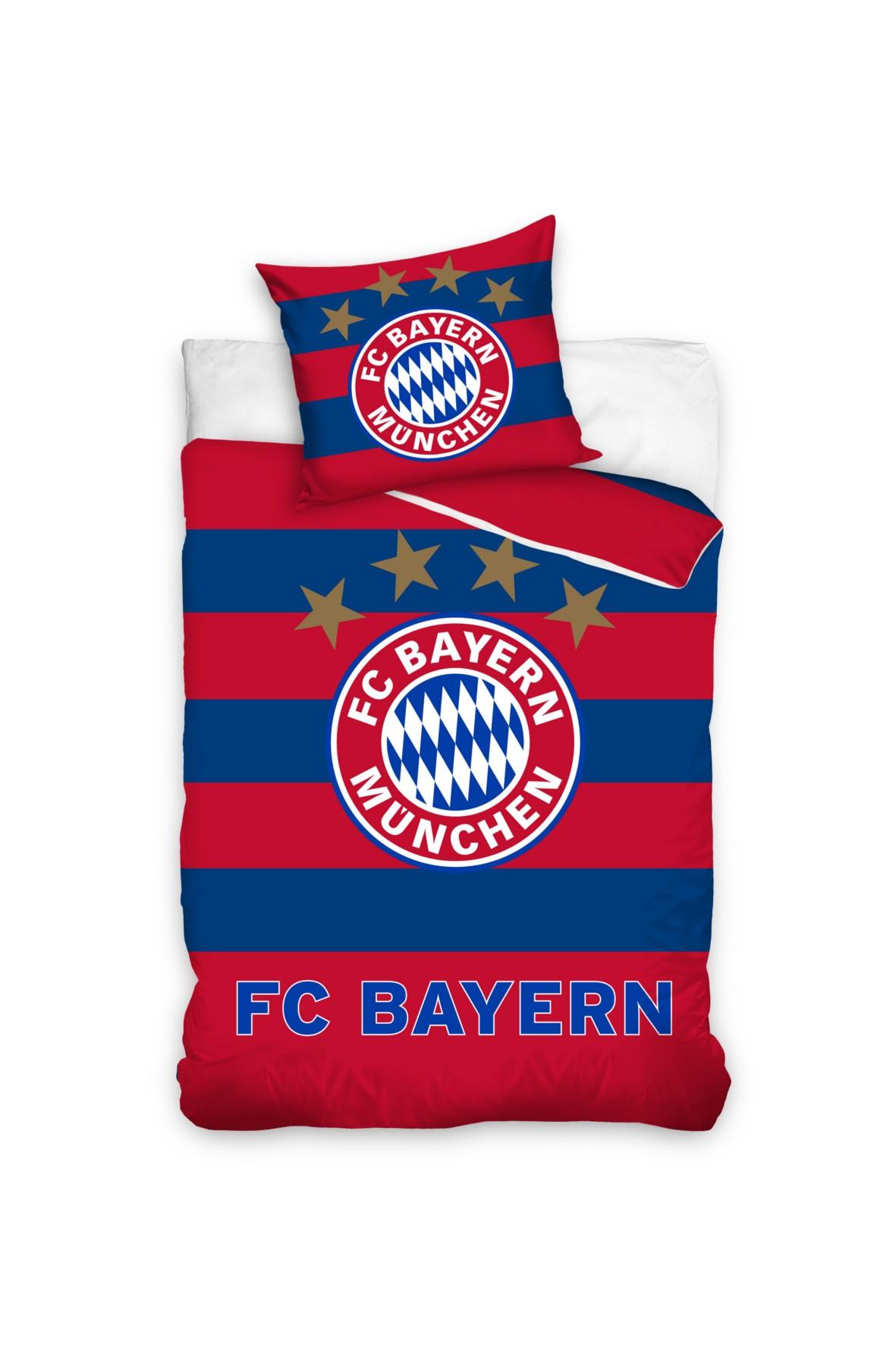 Pościel chłopięca FC Bayern