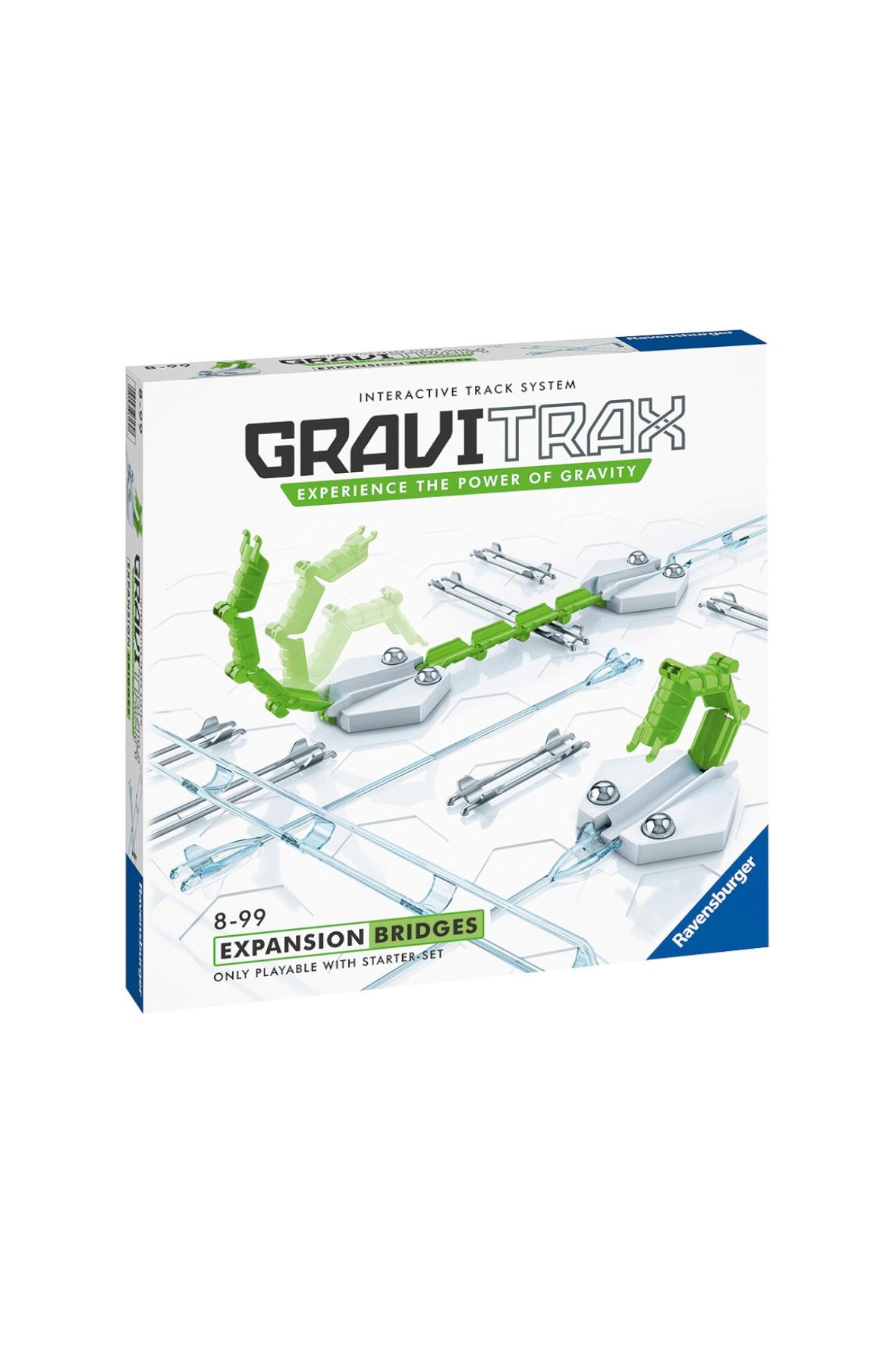 Gravitrax - zestawy uzupełniające Mosty wiek 8+