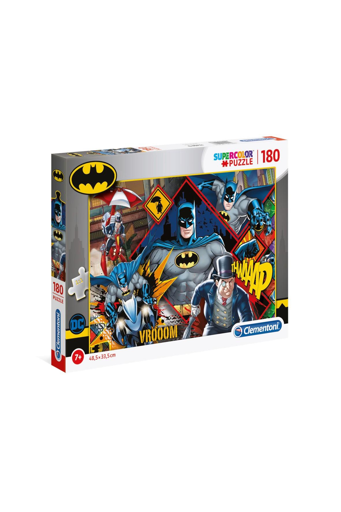 Puzzle Batman - 180 elementów wiek 7+