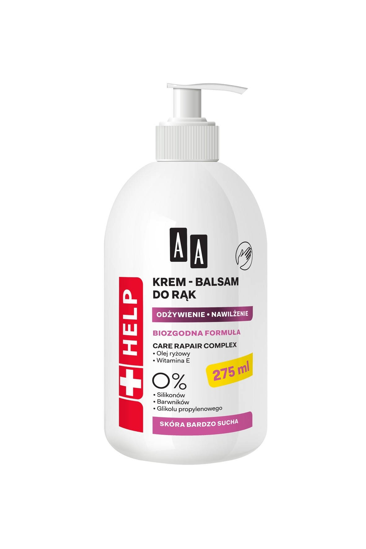 AA Help krem-balsam do rąk XXL 275 ml