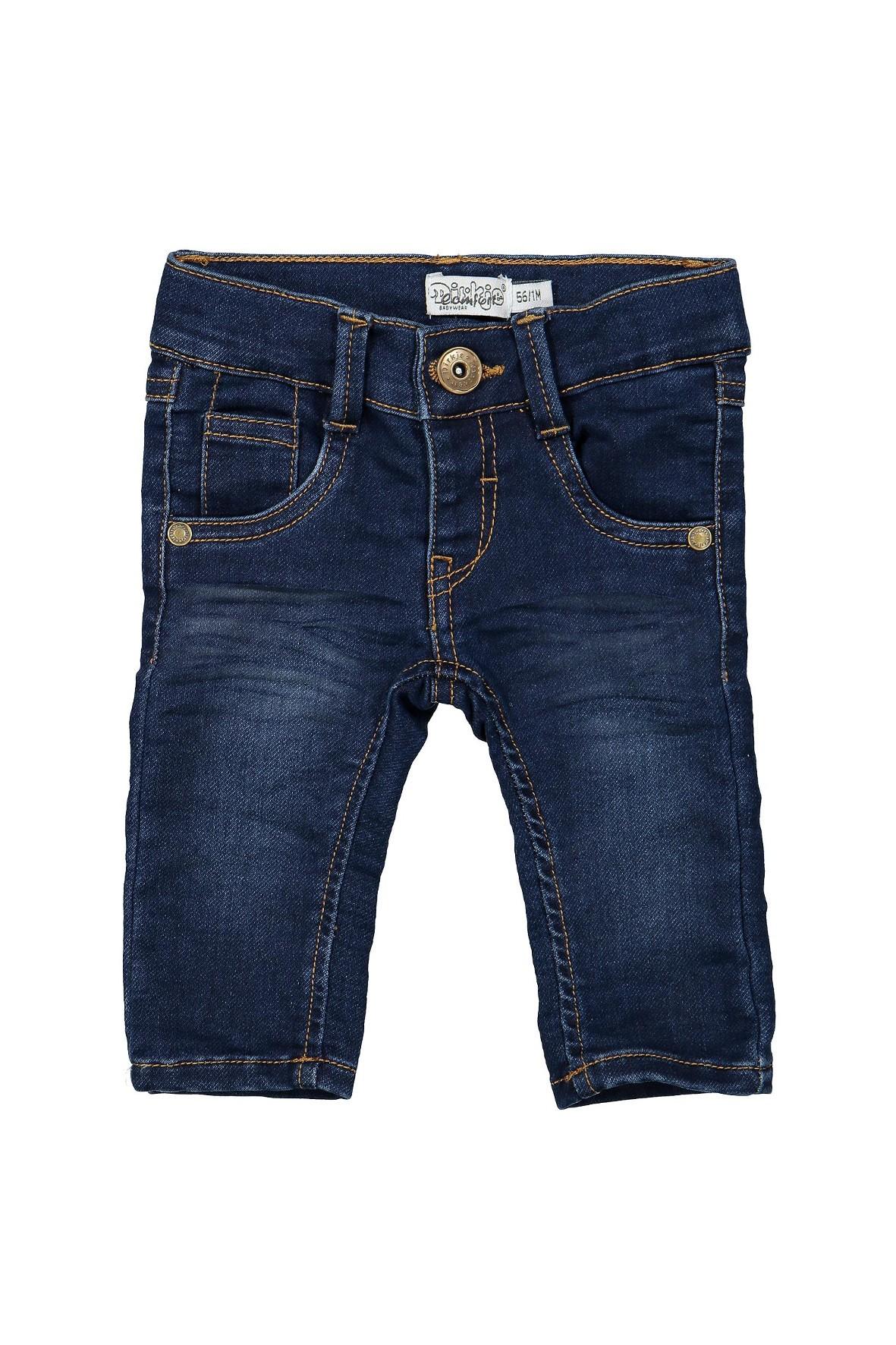 Spodnie chłopięce jeansowe