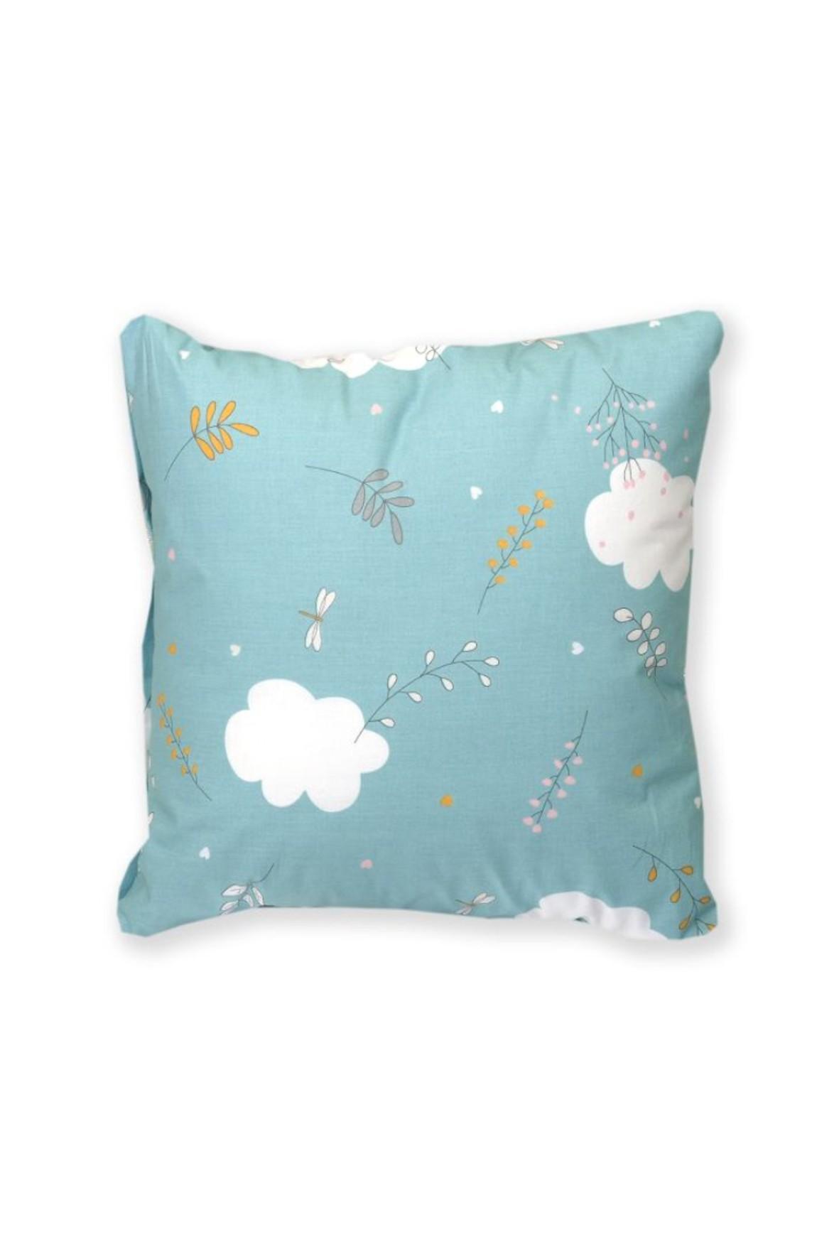 Poszewka i poszewka na poduszkę Airy Amy- niebieska