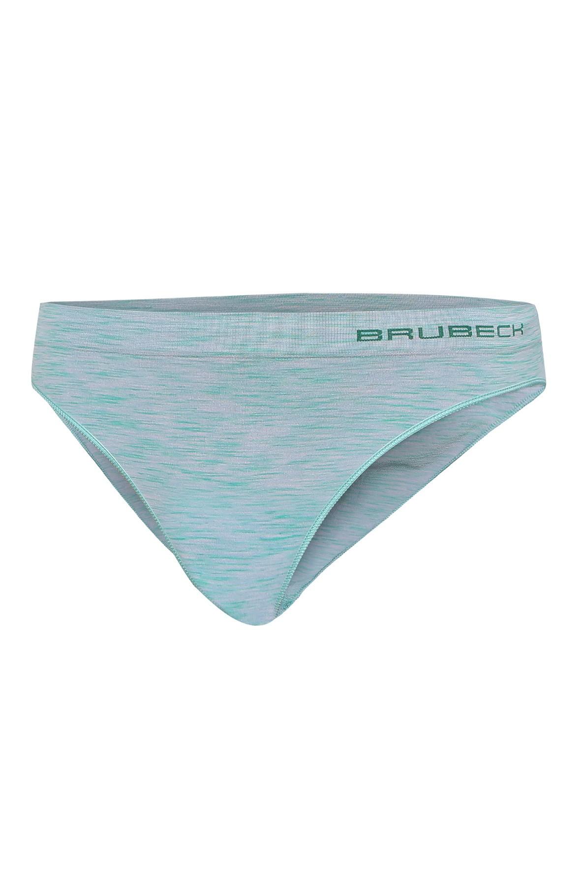 Bikini damskie FUSION kolor jasnozielony