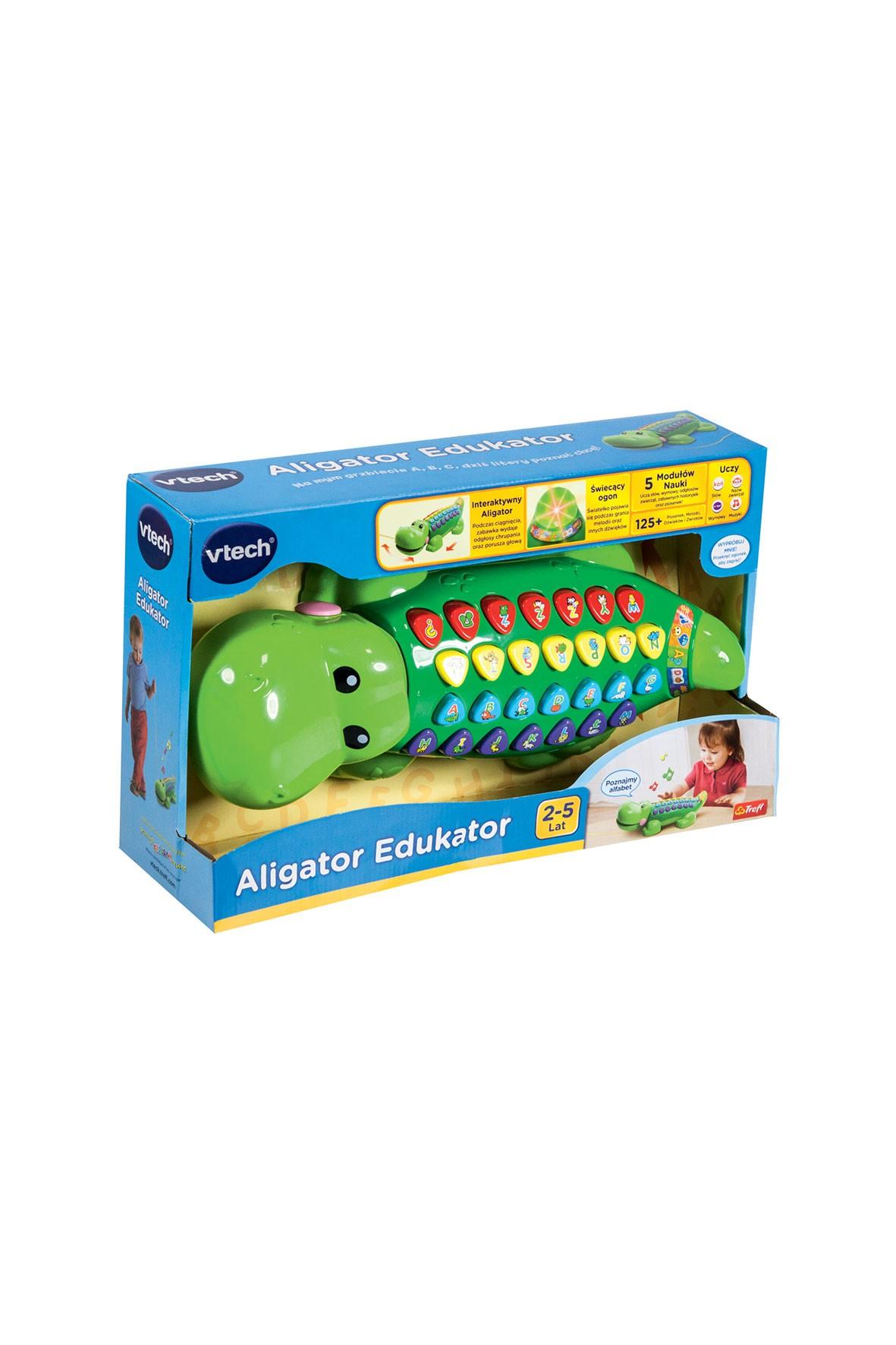 Literkowy Aligator