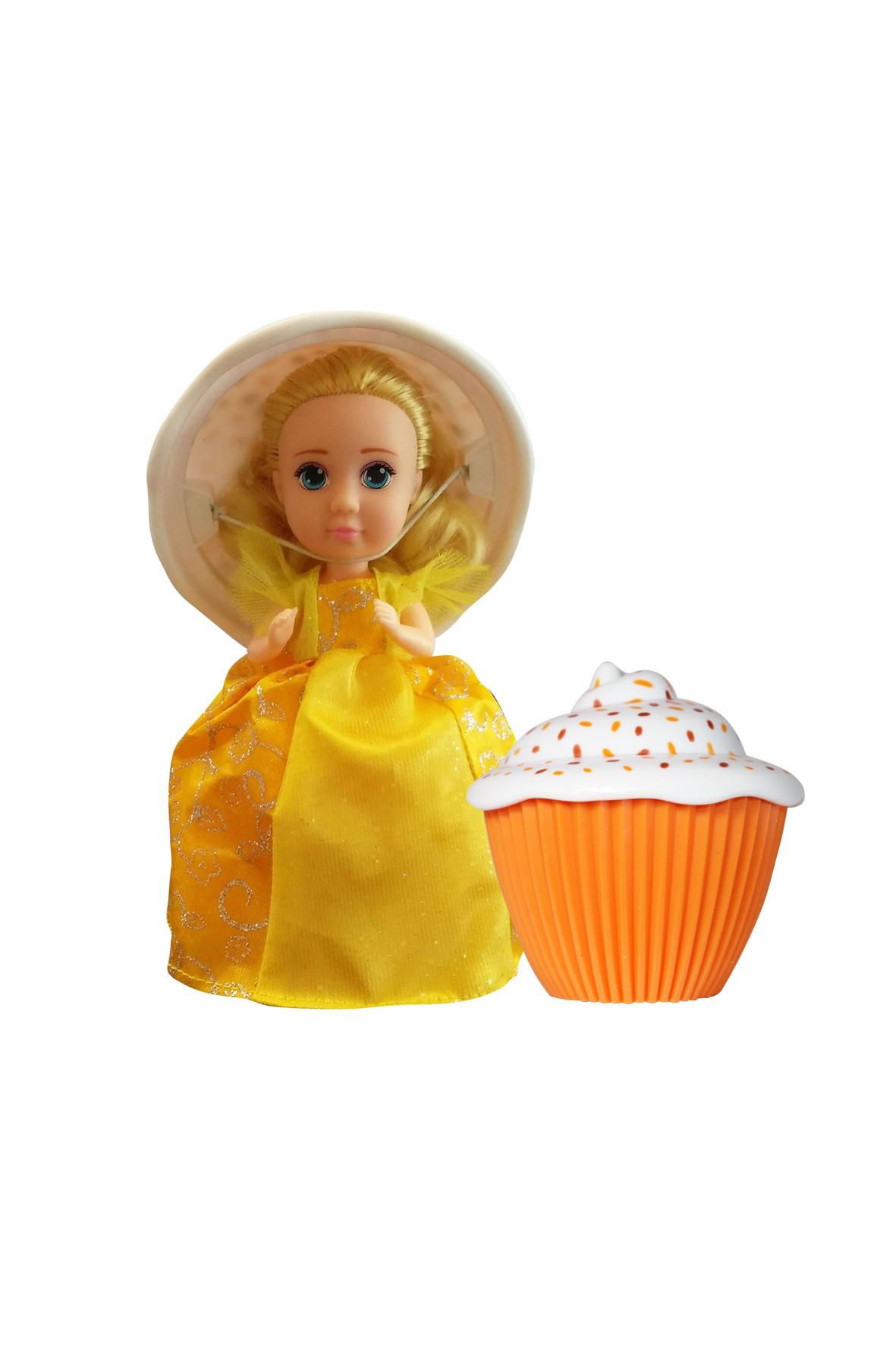Laleczka Cupcake masło orzechowe