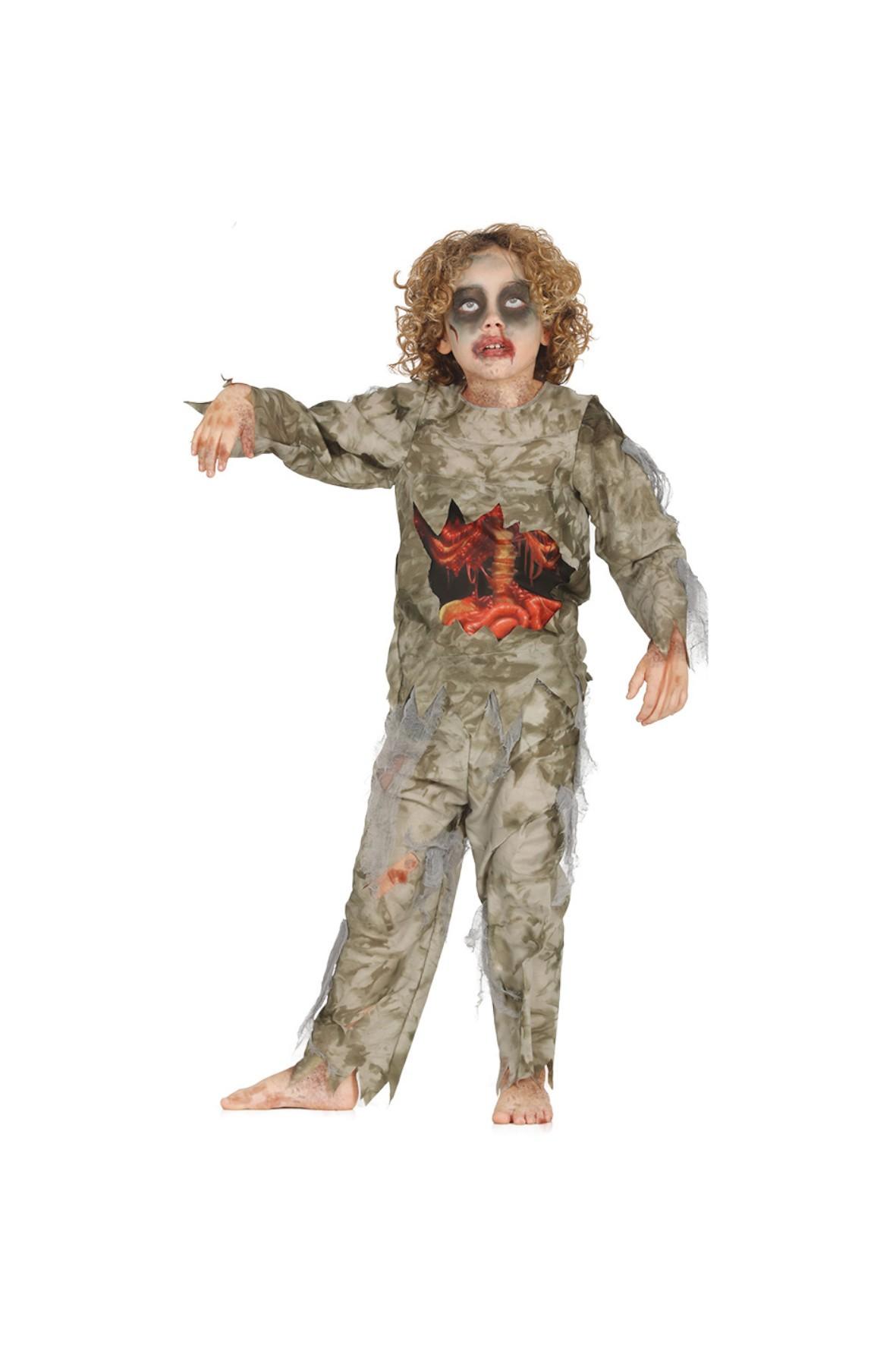 Strój Karnawał Zombie 10-12 lat