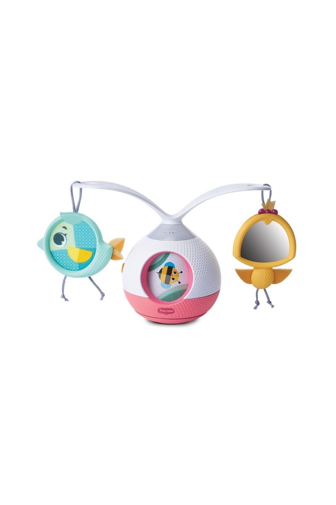 Zabawka interaktywna - Karuzela Czas dla Brzuszka 0msc+