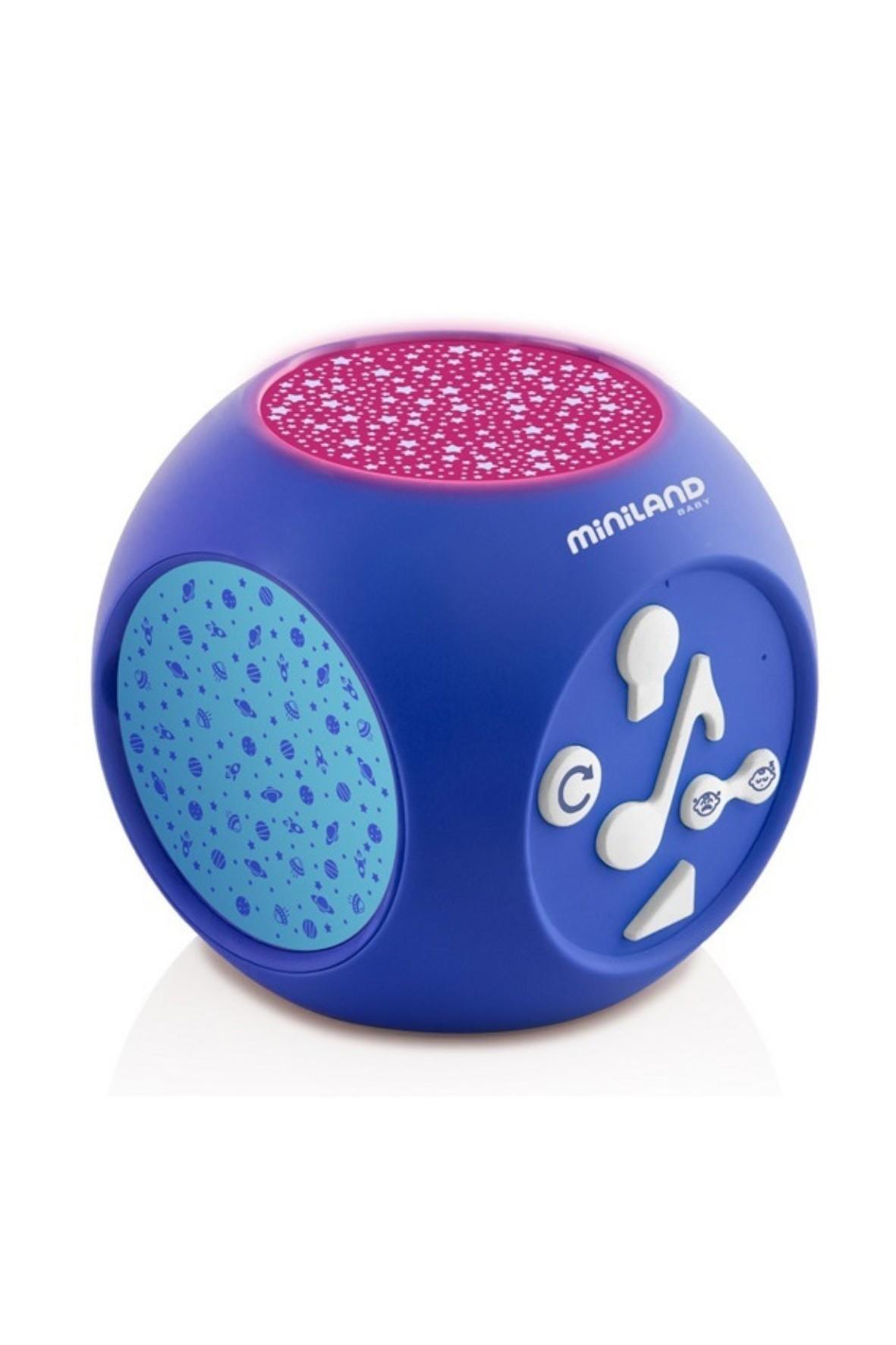 Pozytywka/Projektor muzyczny z sensorem dźwięku Dreamcube