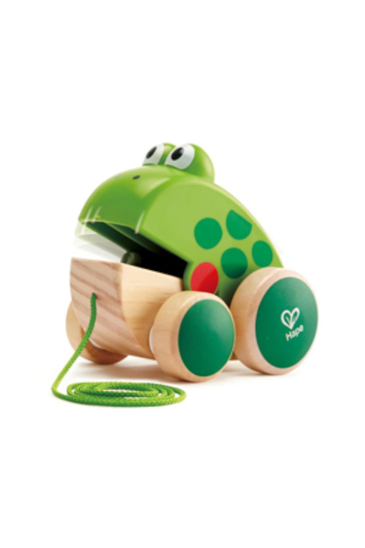 Żaba do ciągnięcia