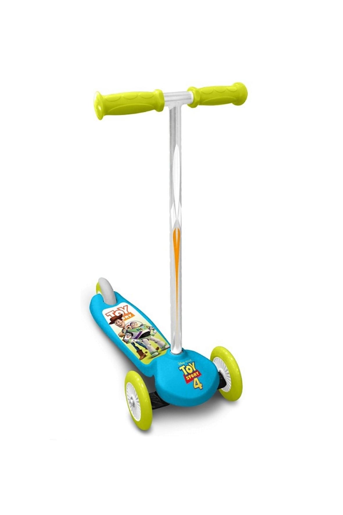 Hulajnoga chłopięca 3kołowa Toy Story 4