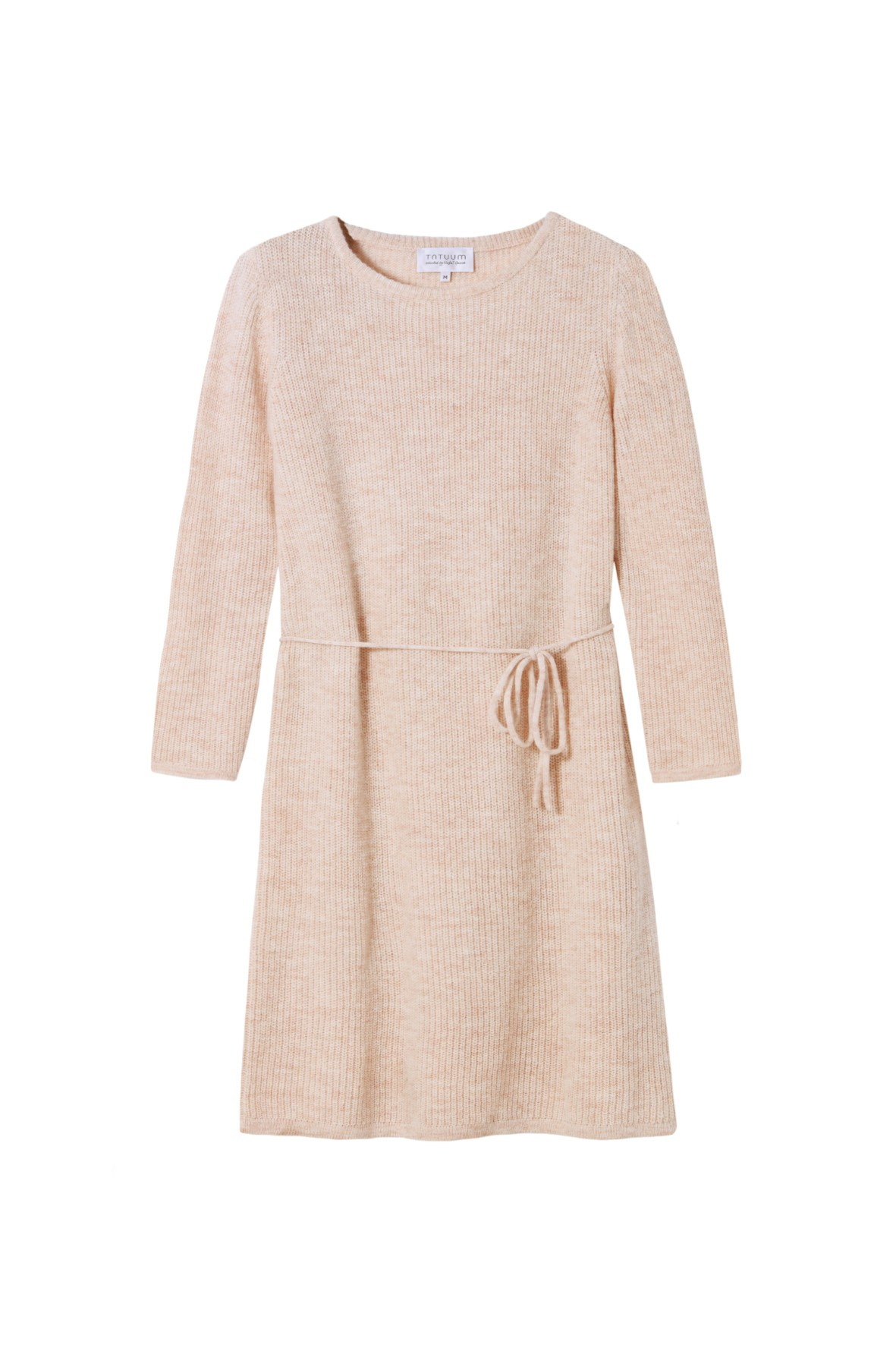 Sukienka damska - różowa