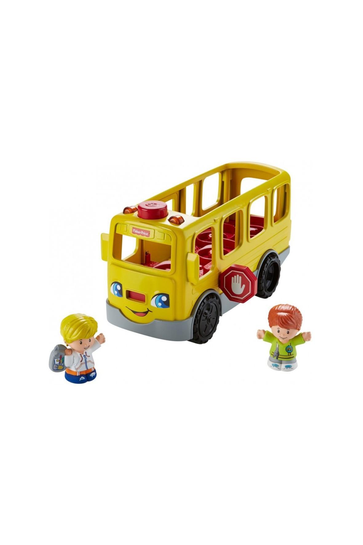 Fisher Price Autobus Małego Odkrywcy 12msc+