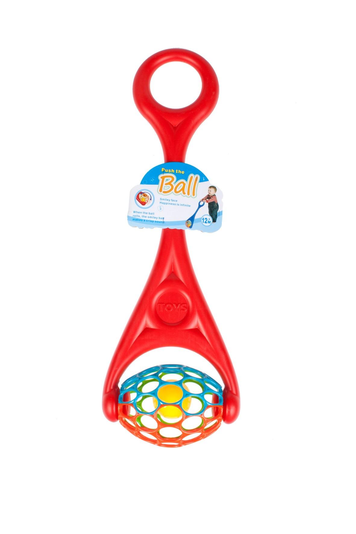 Zabawka dla dzieci Pchacz Hang Tag 12msc+