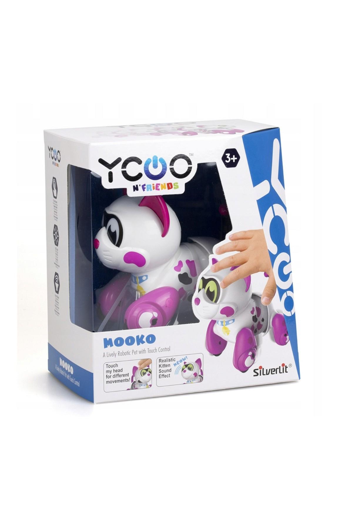 Robot Kotek Mooko wiek 3+